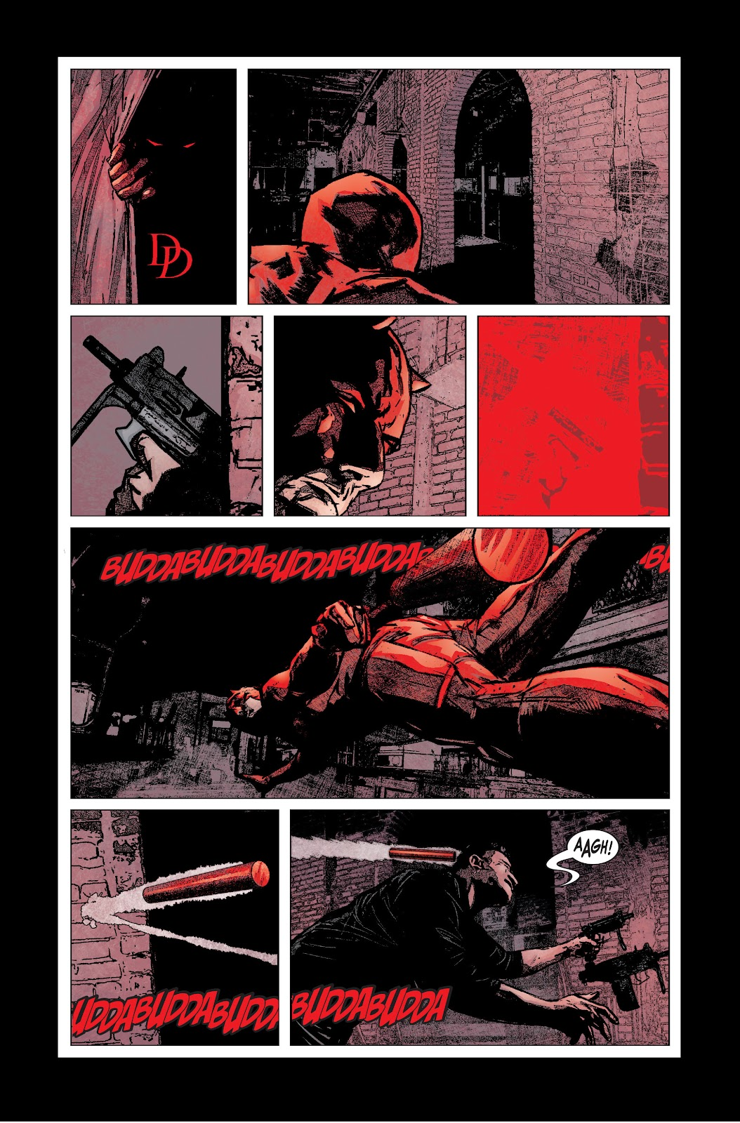 Read online Daredevil (1998) comic -  Issue # _Ultimate_Collection TPB 2 (Part 4) - 27