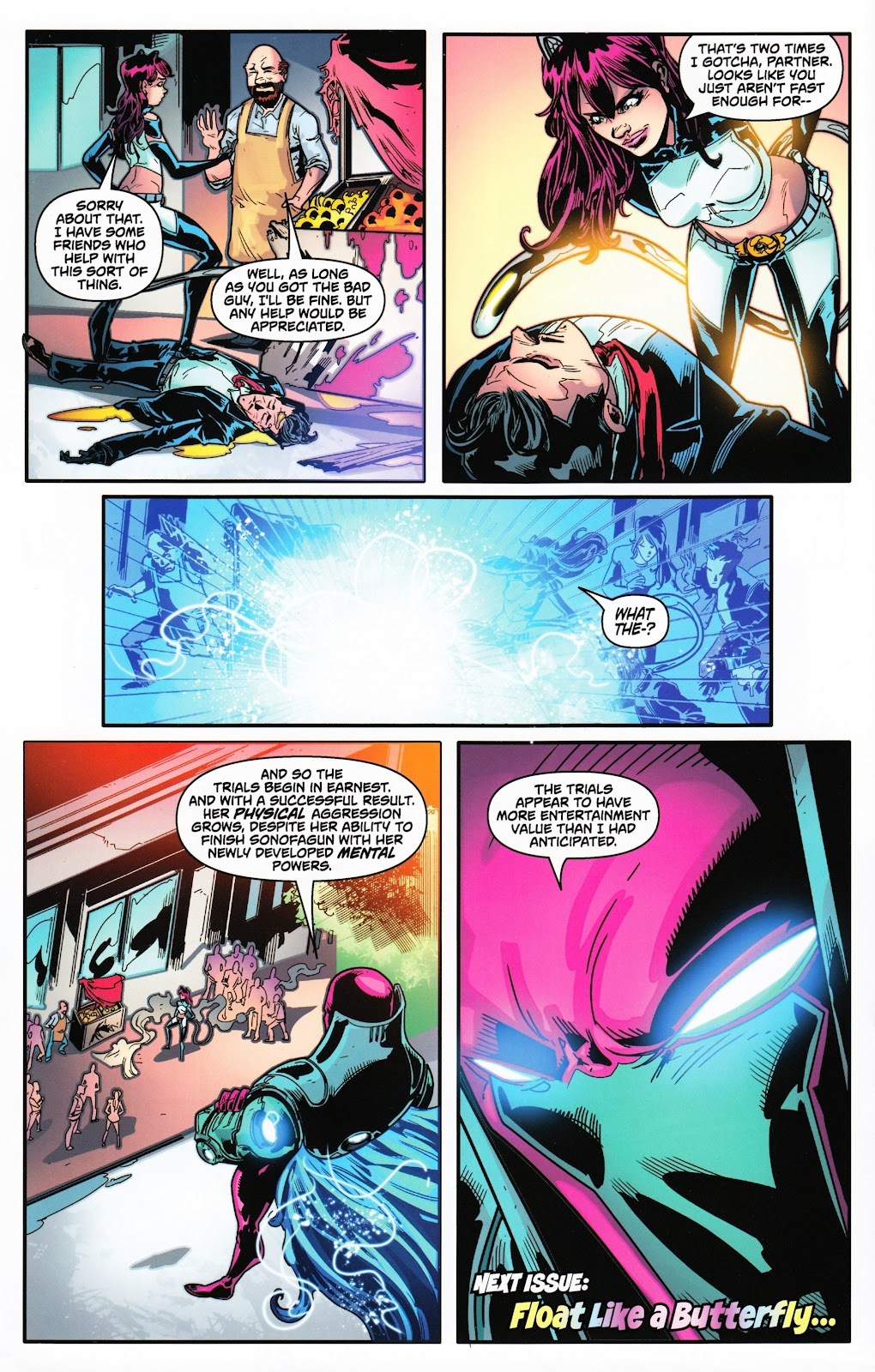 Read online Critter (2012) comic -  Issue #18 - 24