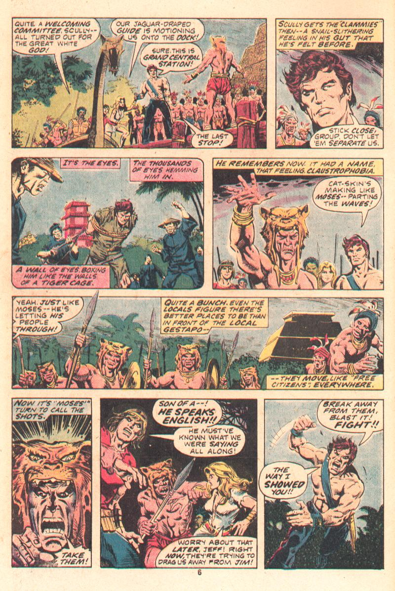 Read online Skull The Slayer comic -  Issue #7 - 5