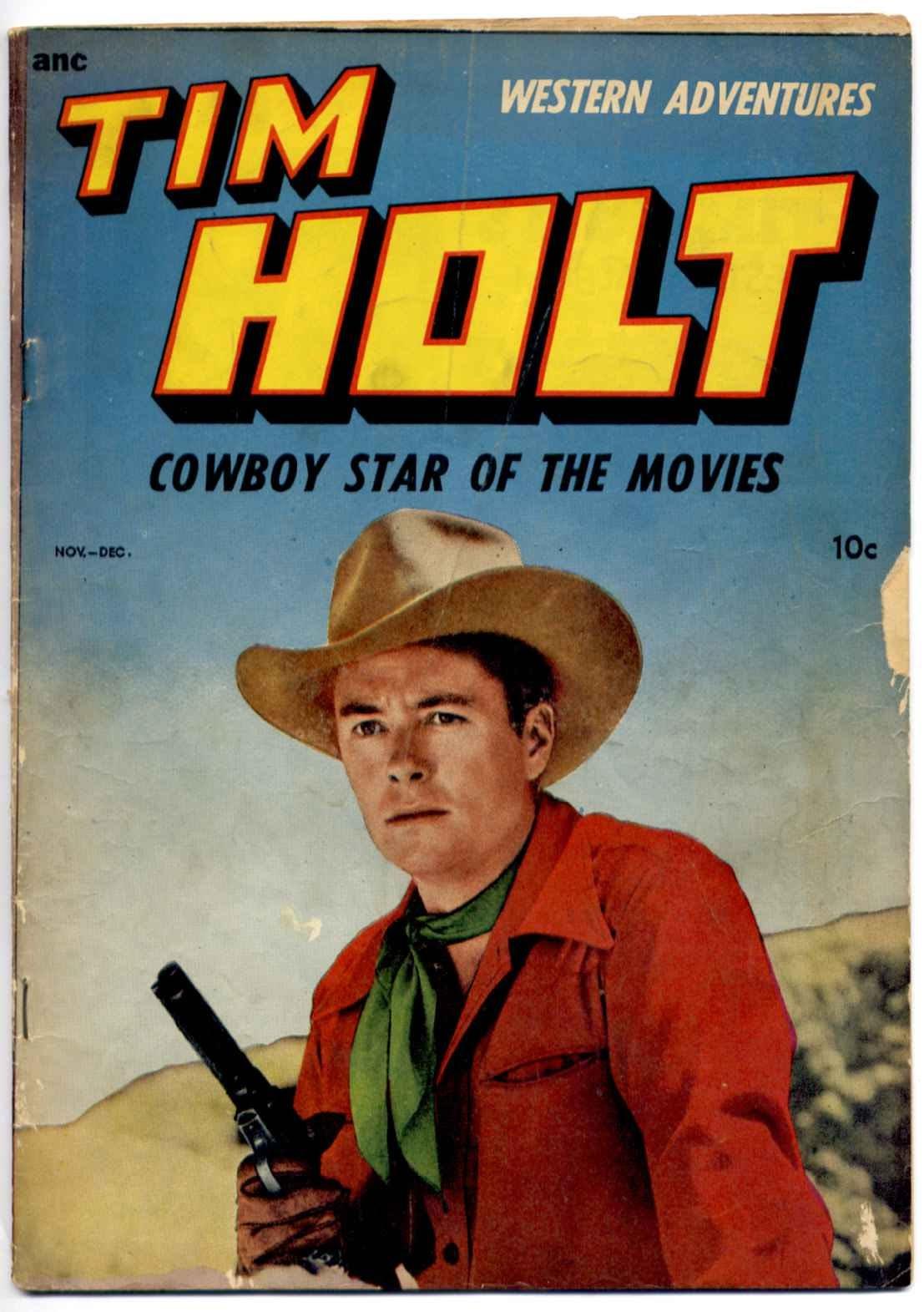 Tim Holt 3 Page 1