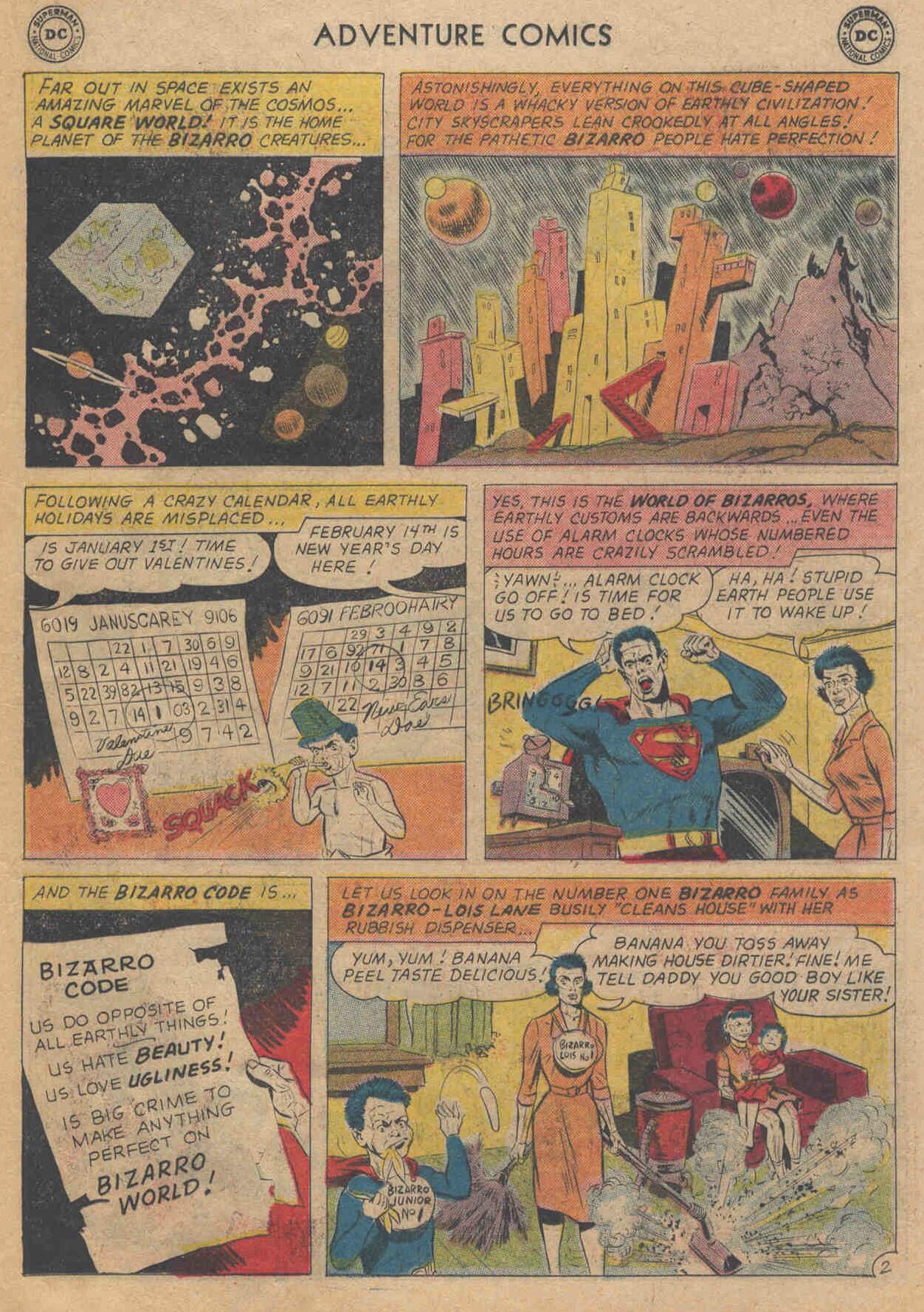 Read online Adventure Comics (1938) comic -  Issue #285 - 21