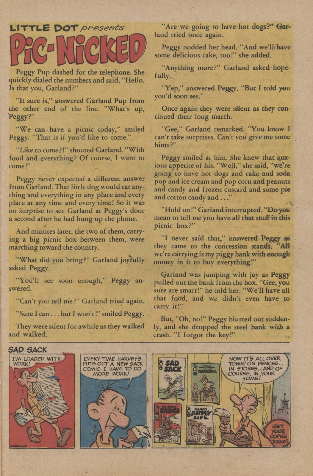 Little Dot (1953) issue 141 - Page 27