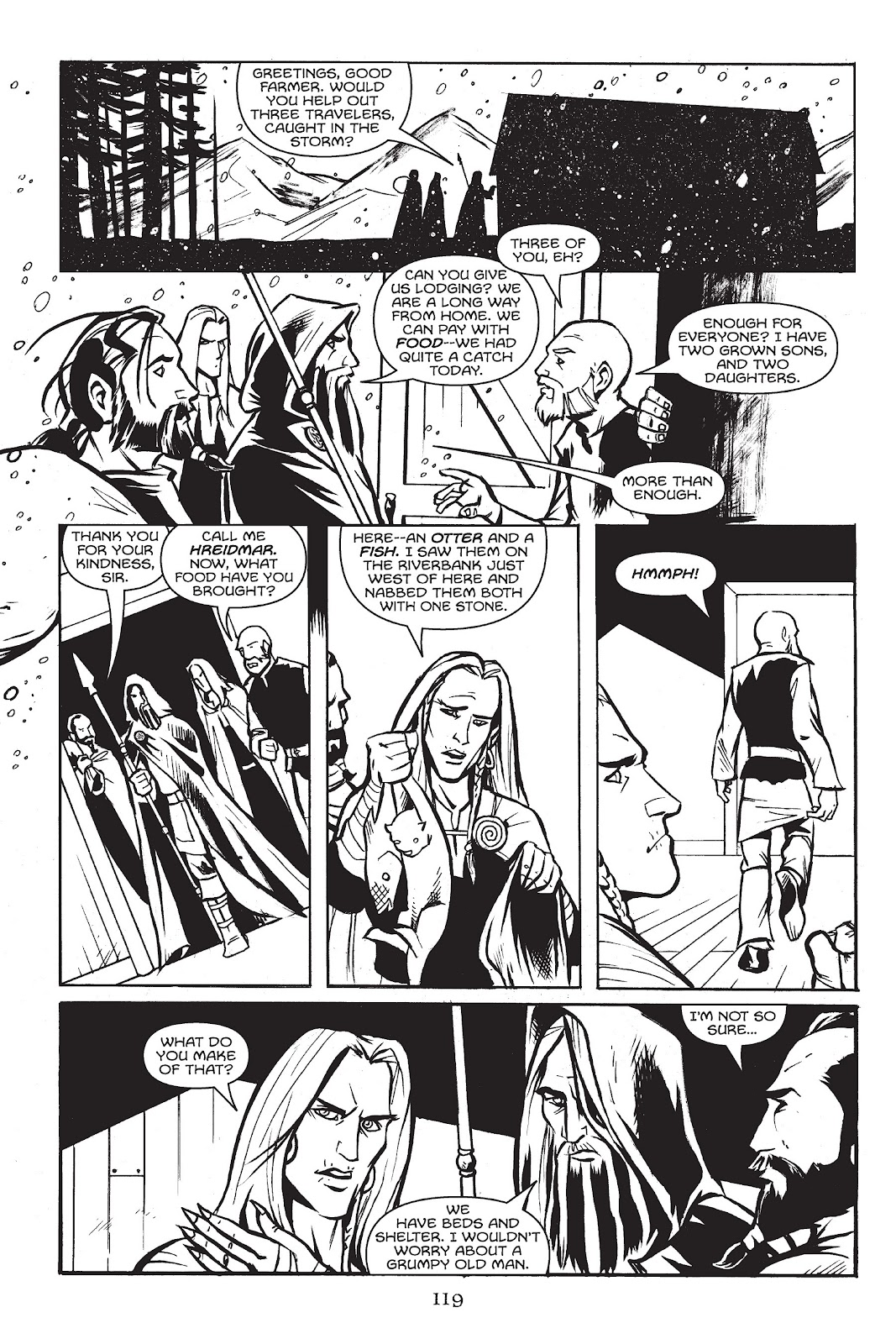 Read online Gods of Asgard comic -  Issue # TPB (Part 2) - 21
