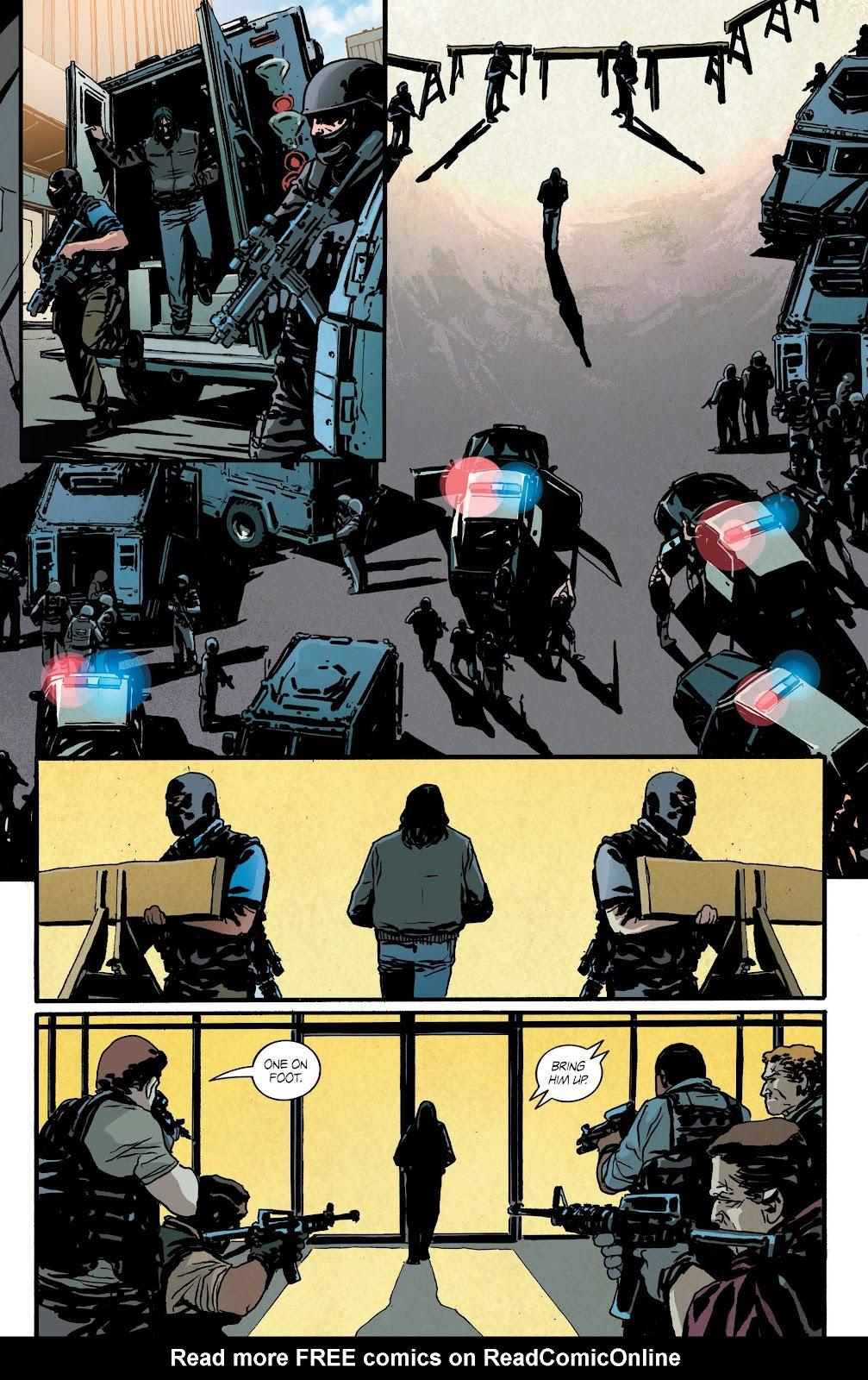Read online Hardcore comic -  Issue #4 - 21