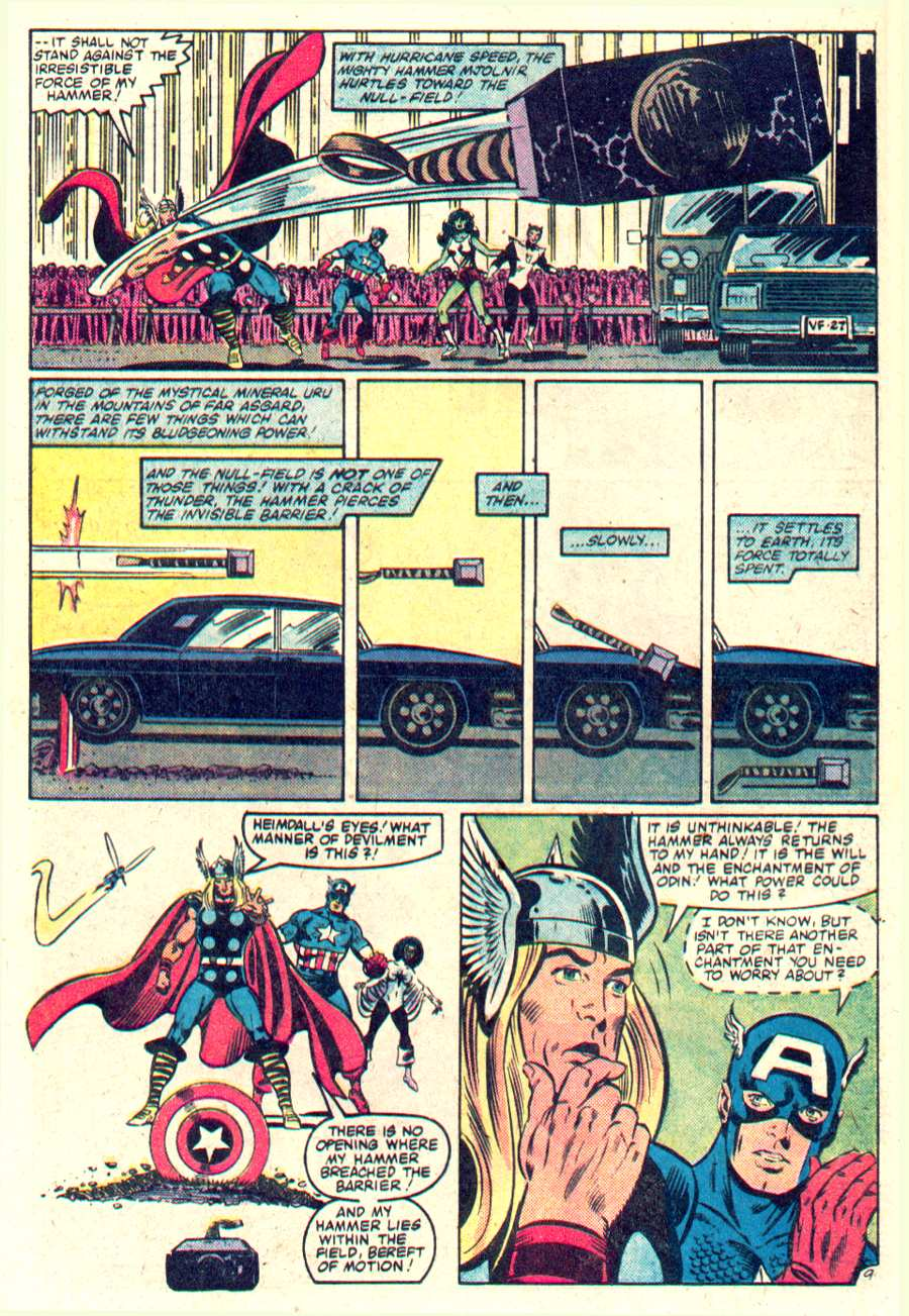 The Avengers (1963) 233 Page 9