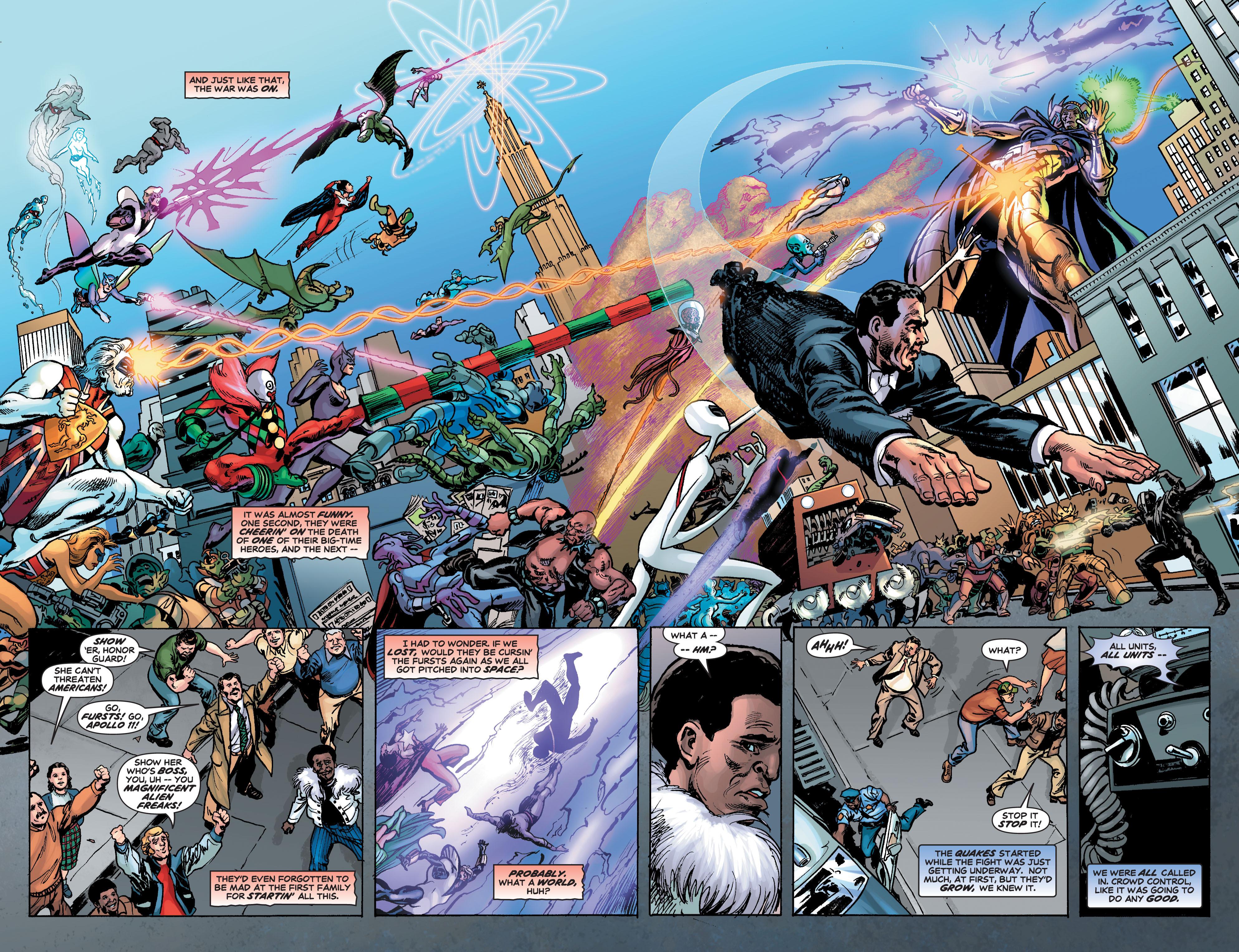 Read online Astro City: Dark Age/Book One comic -  Issue #4 - 9