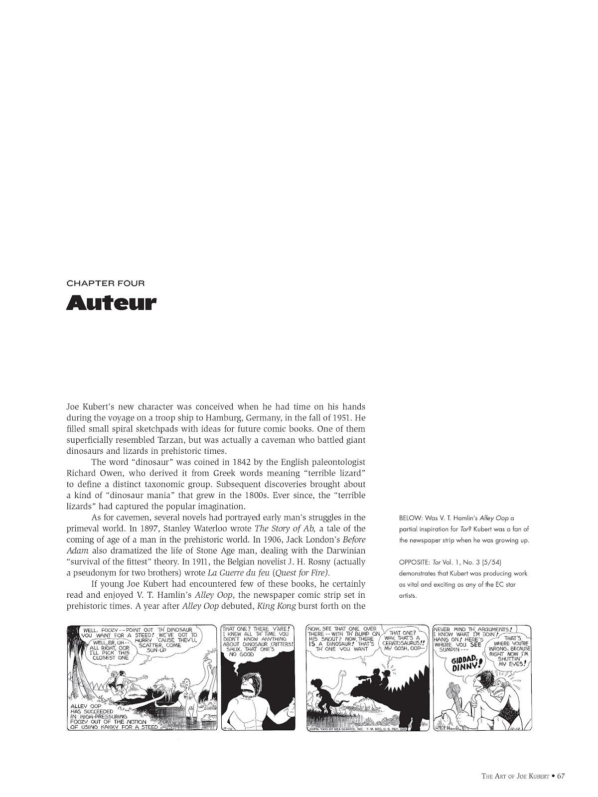 Read online The Art of Joe Kubert comic -  Issue # TPB (Part 1) - 66