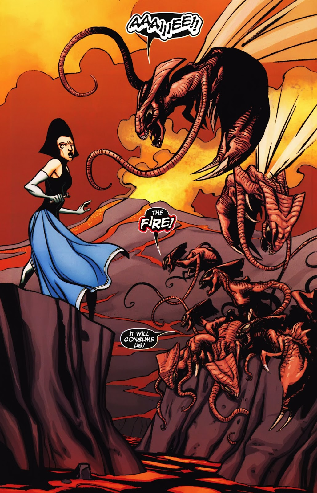 War of Kings: Warriors Issue #2 #2 - English 30