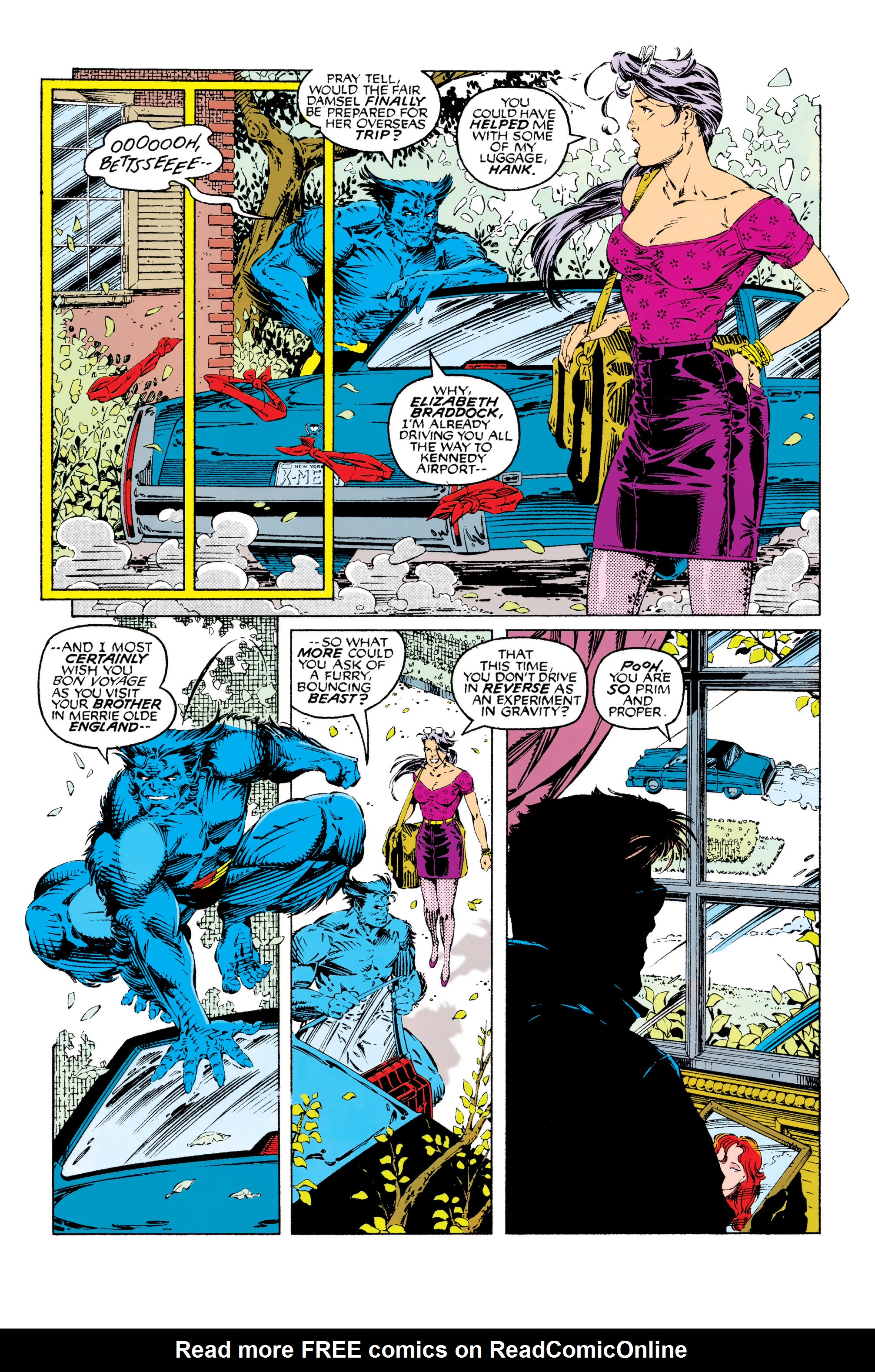 X-Men (1991) 12 Page 5