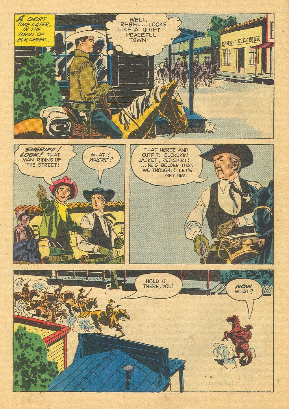 Four Color Comics issue 776 - Page 10
