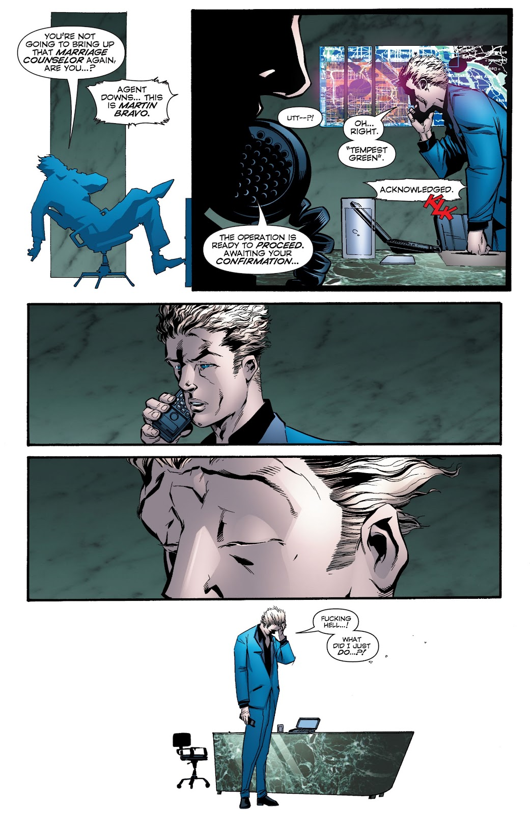 Wildcats Version 3.0 Issue #21 #21 - English 22