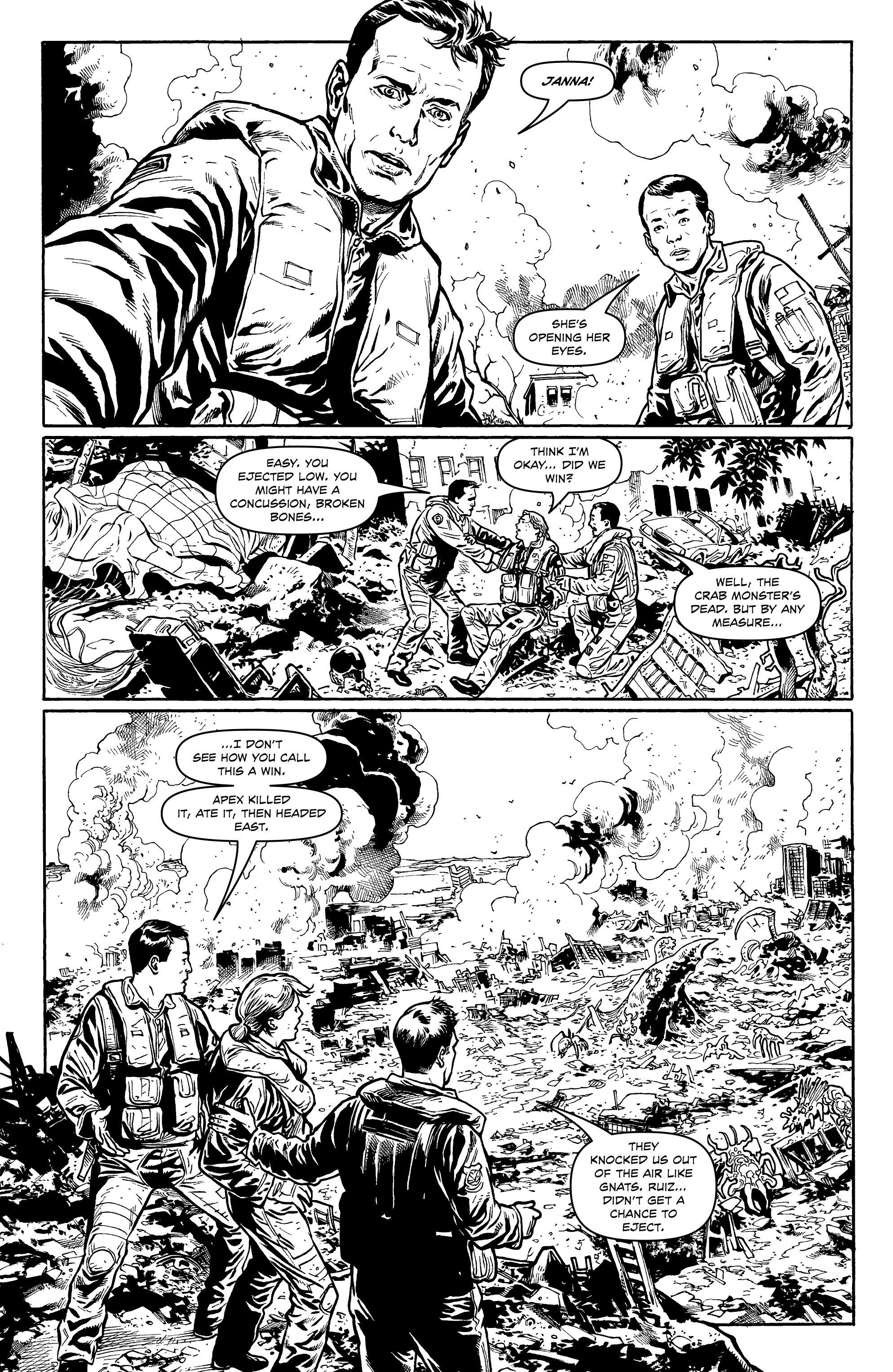 Read online Alan Moore's Cinema Purgatorio comic -  Issue #2 - 49