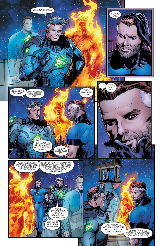 Read online Fantastic Four: Season One comic -  Issue # TPB - 126