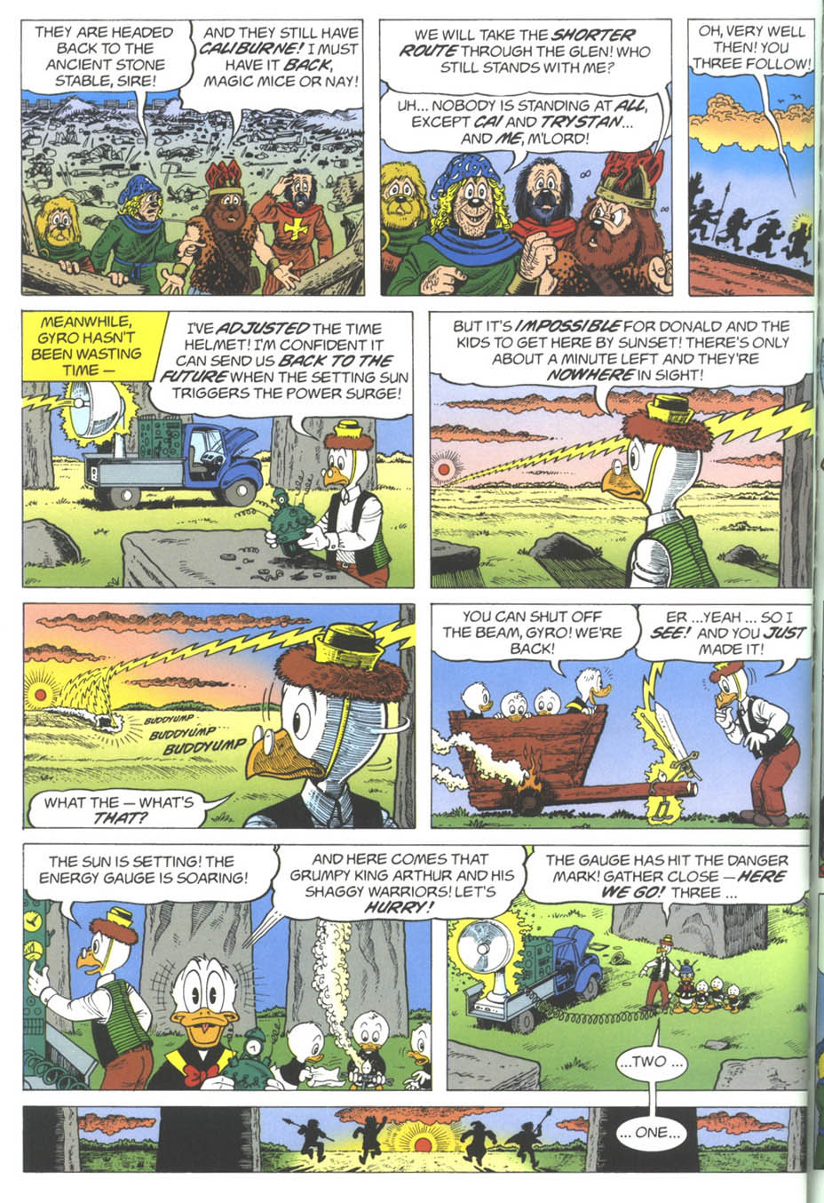 Walt Disney's Comics and Stories issue 609 - Page 64