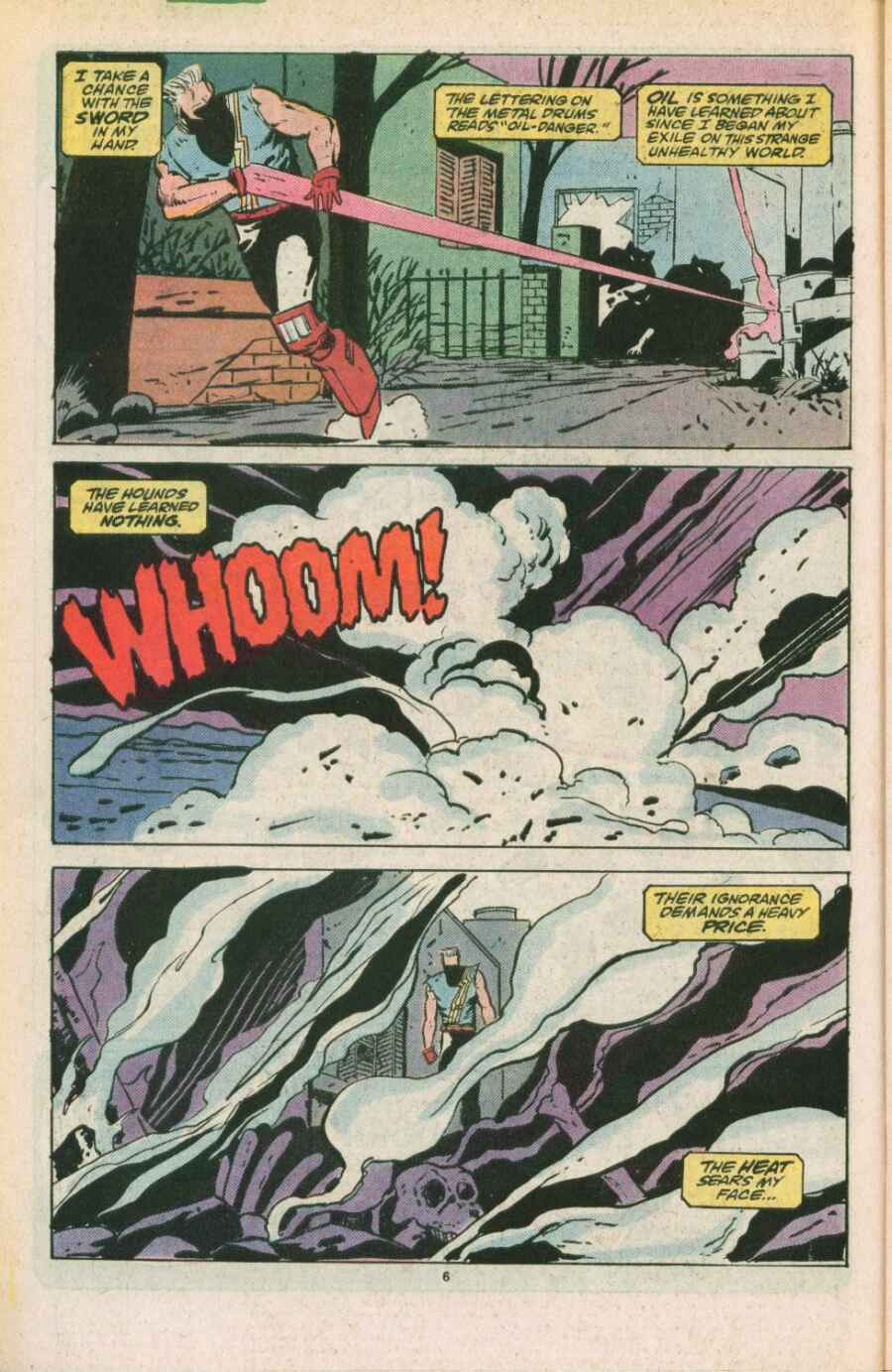 Read online Justice (1986) comic -  Issue #11 - 7