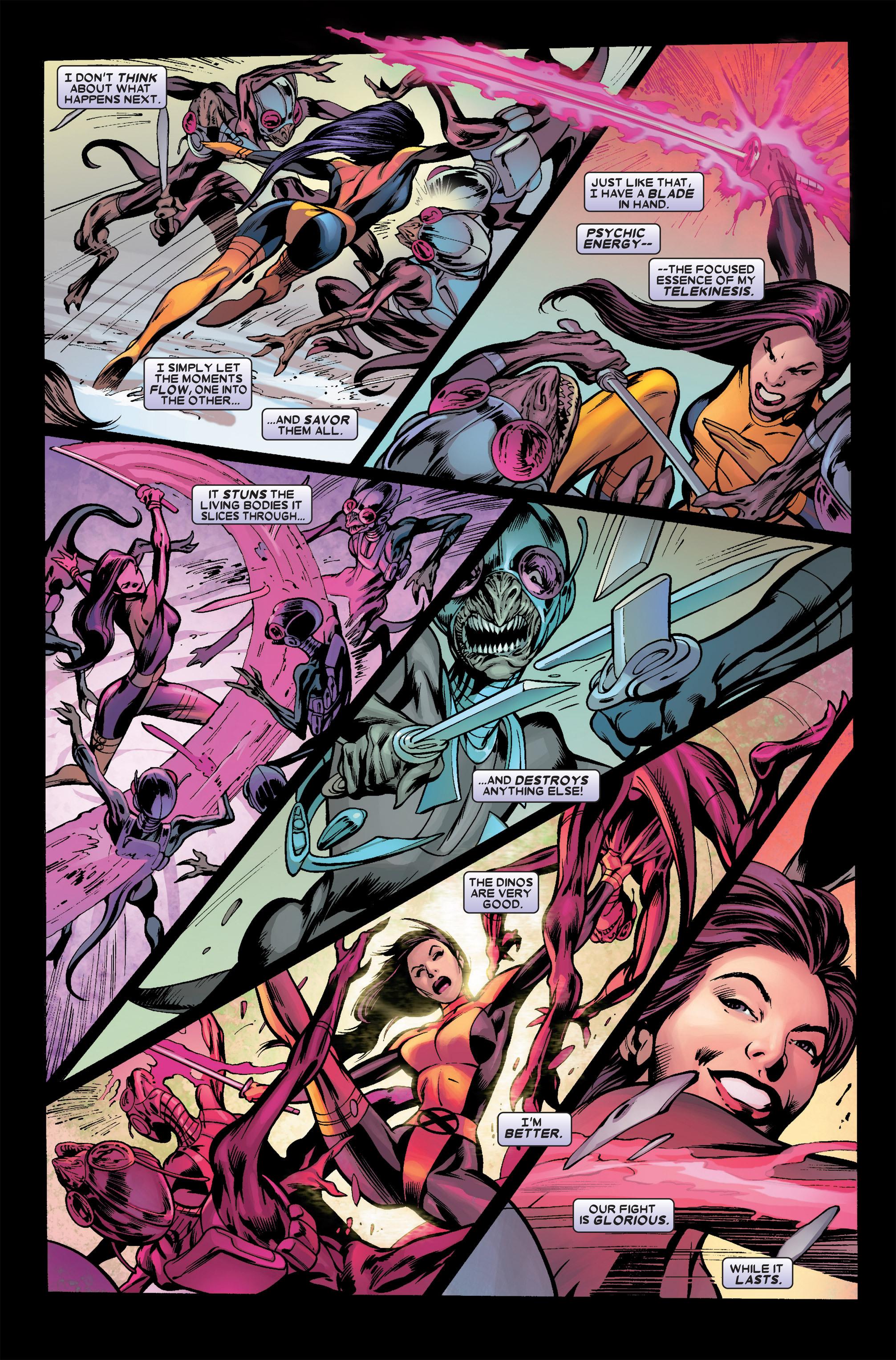 Read online Uncanny X-Men (1963) comic -  Issue #456 - 21