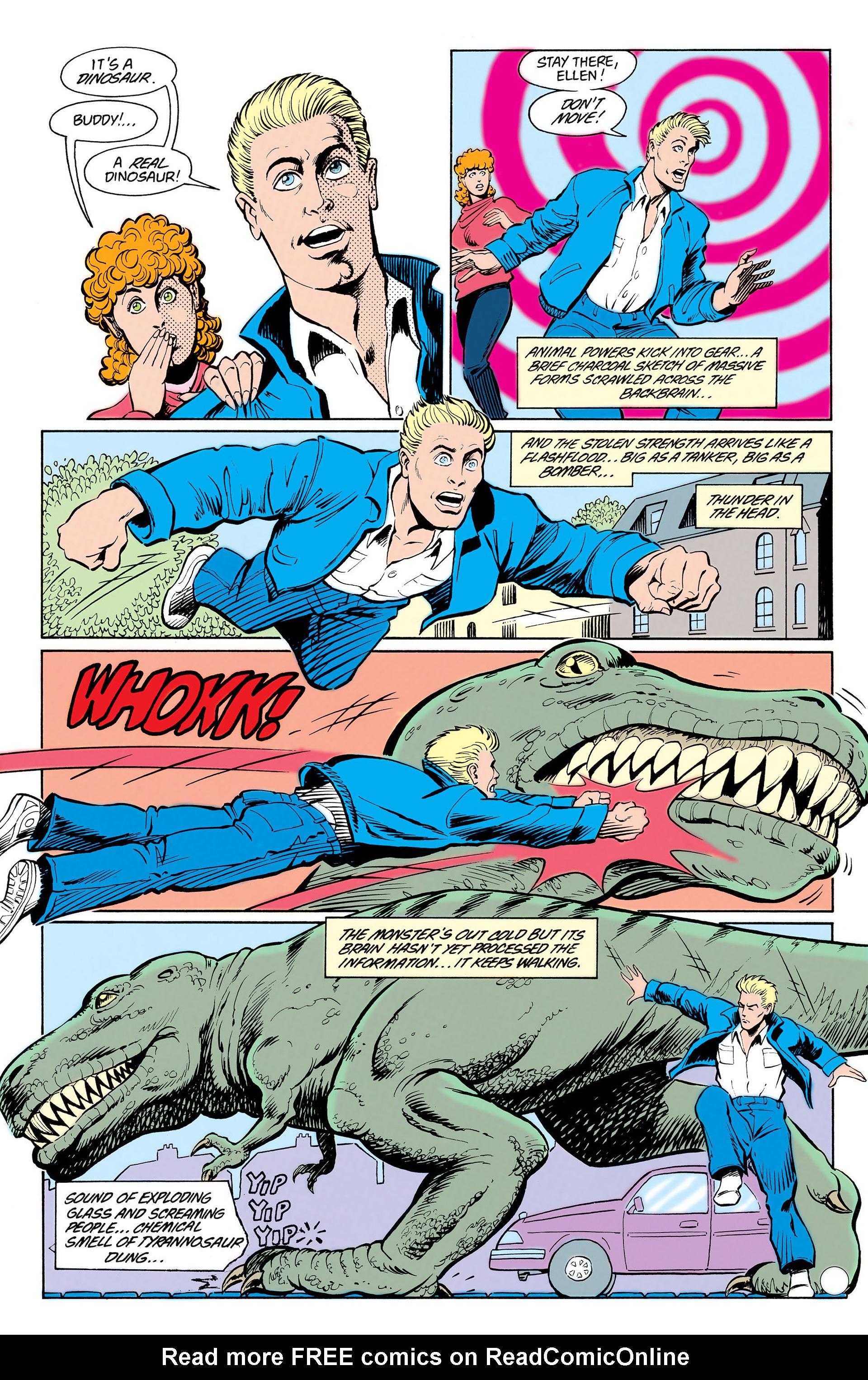 Read online Animal Man (1988) comic -  Issue #16 - 13