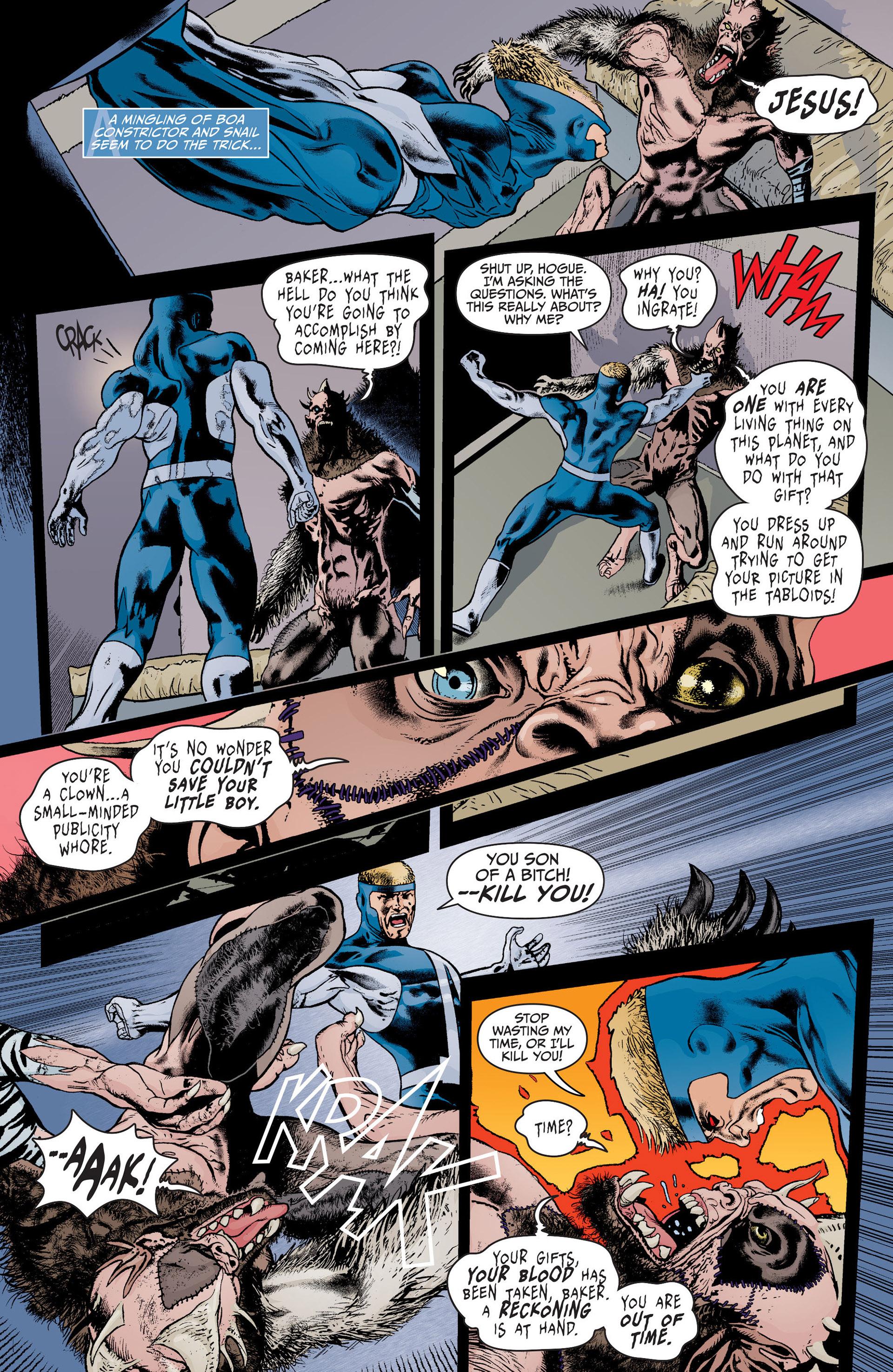 Read online Animal Man (2011) comic -  Issue #23 - 9
