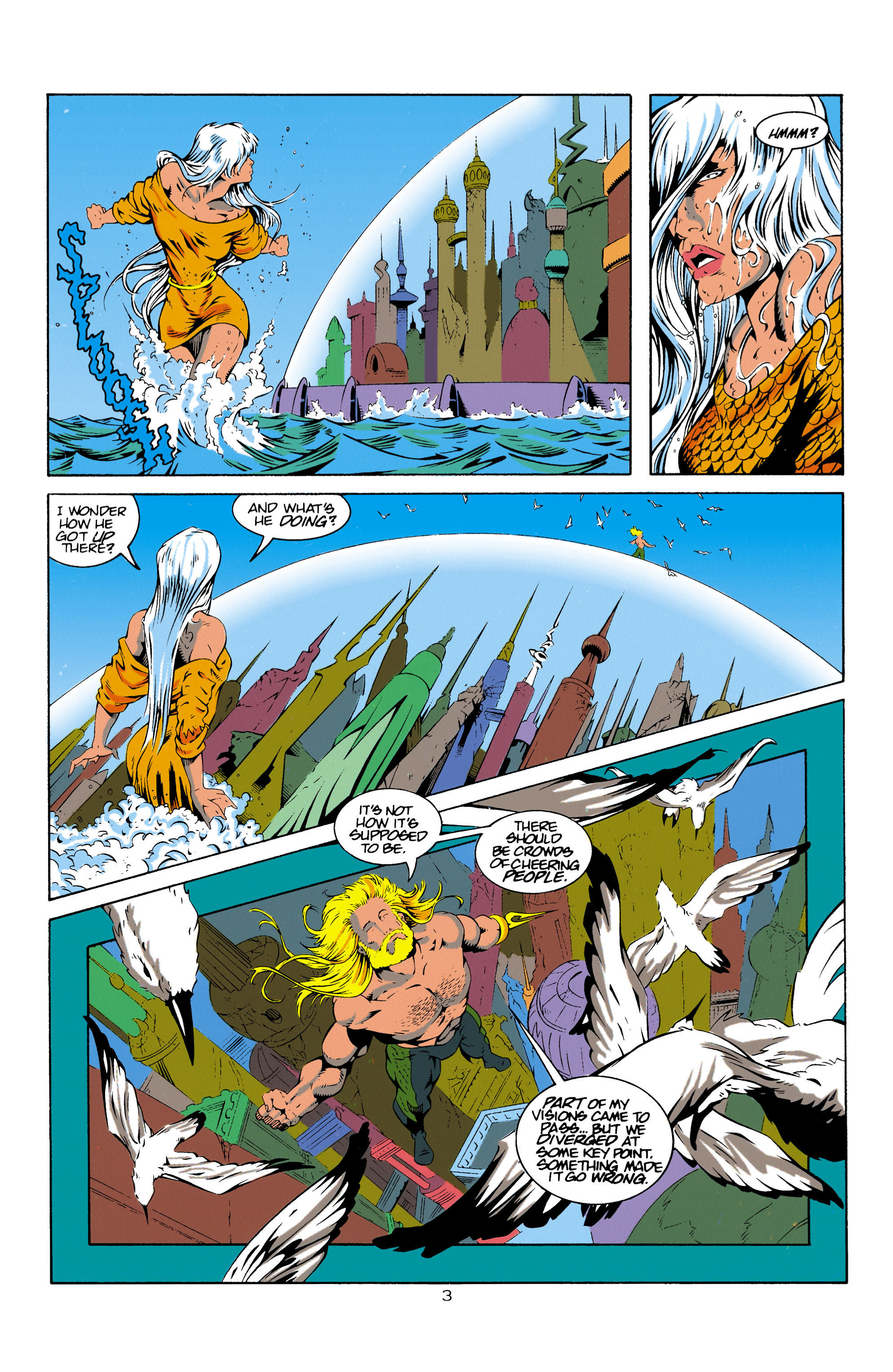 Read online Aquaman (1994) comic -  Issue #16 - 4