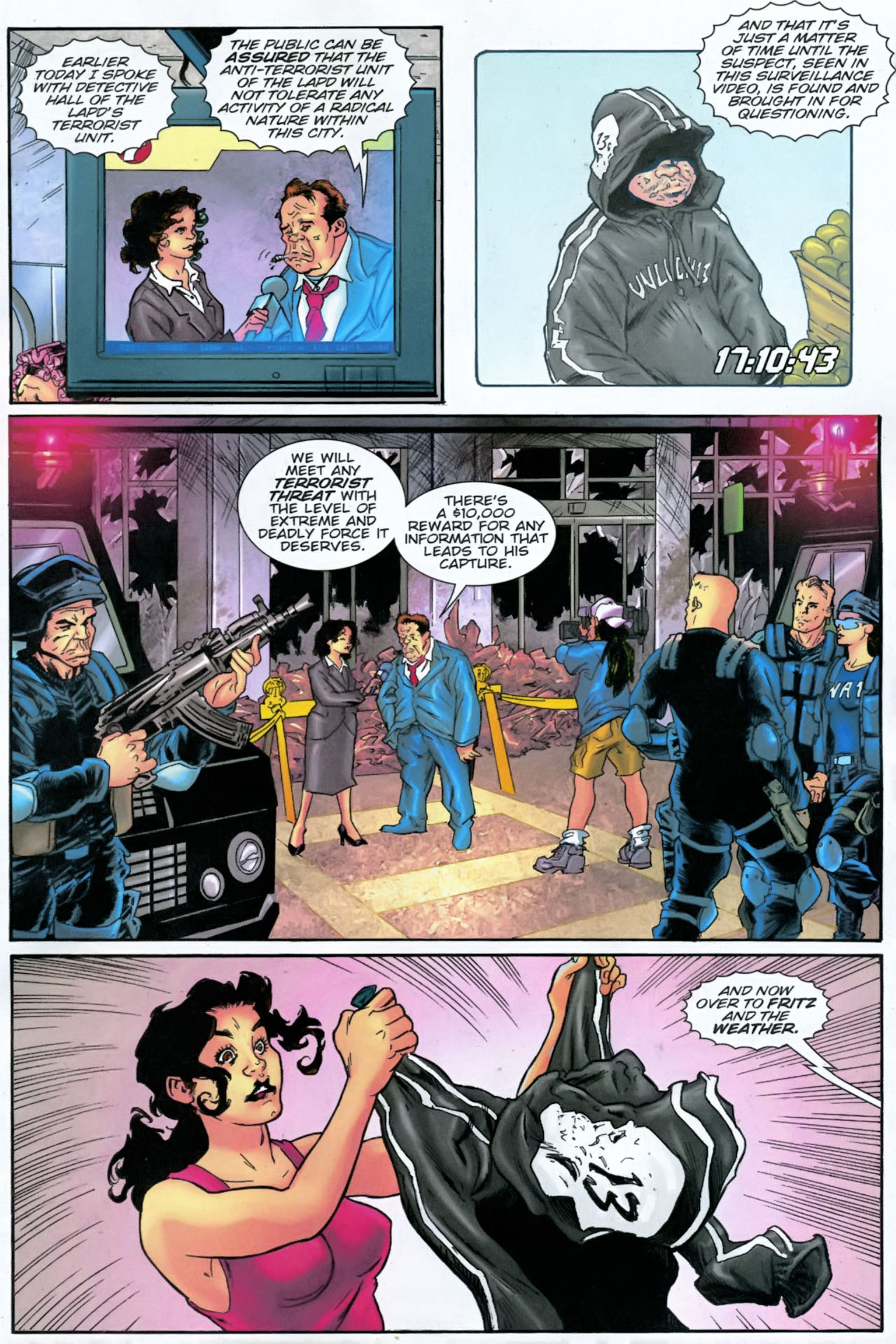 Read online The Exterminators comic -  Issue #27 - 13
