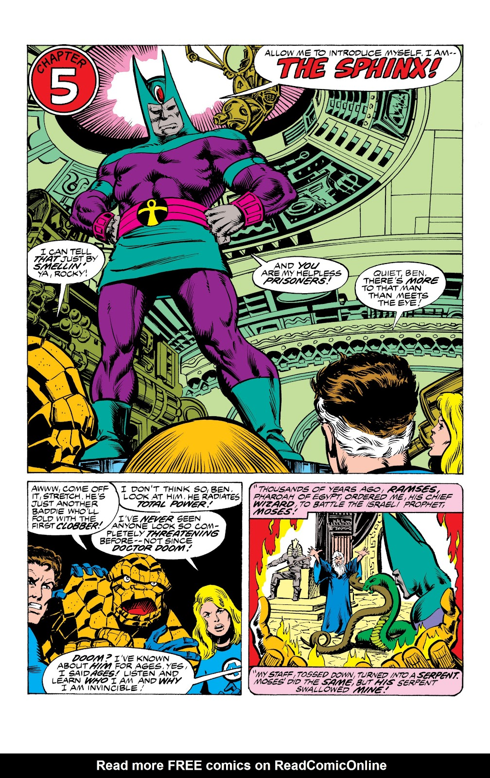 Read online Marvel Masterworks: The Inhumans comic -  Issue # TPB 2 (Part 3) - 69