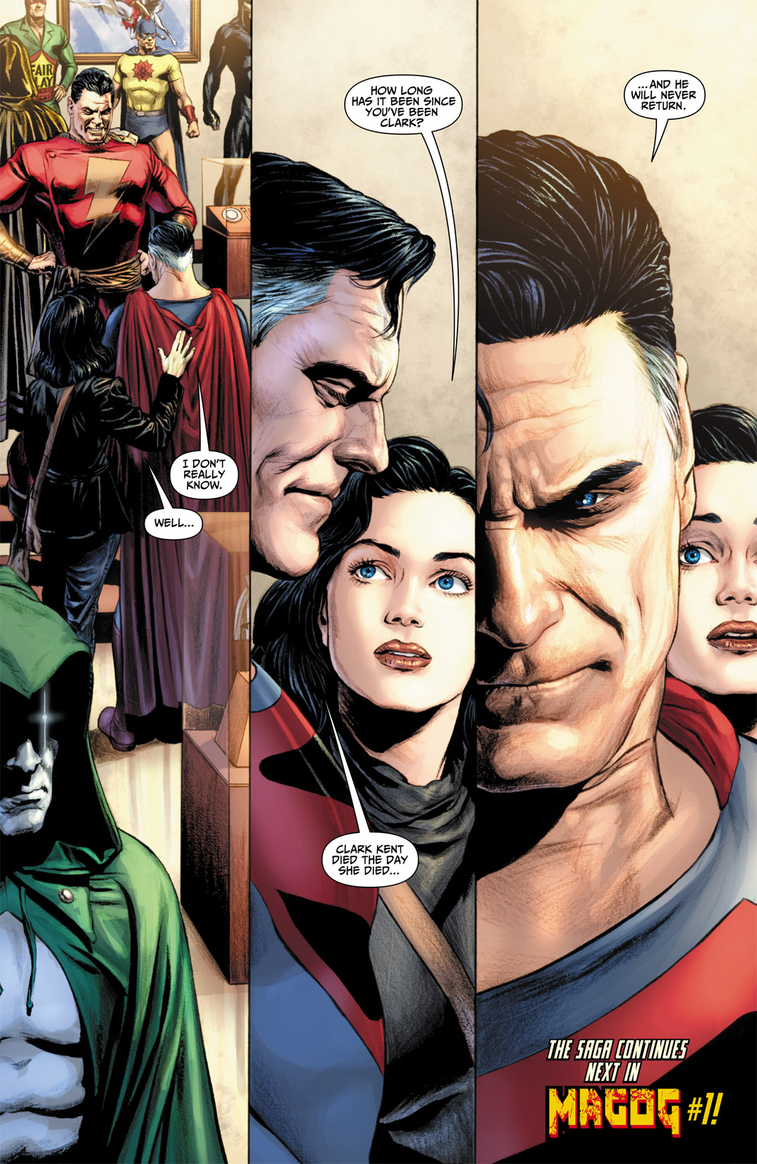 Read online JSA Kingdom Come Special: Superman comic -  Issue # Full - 24