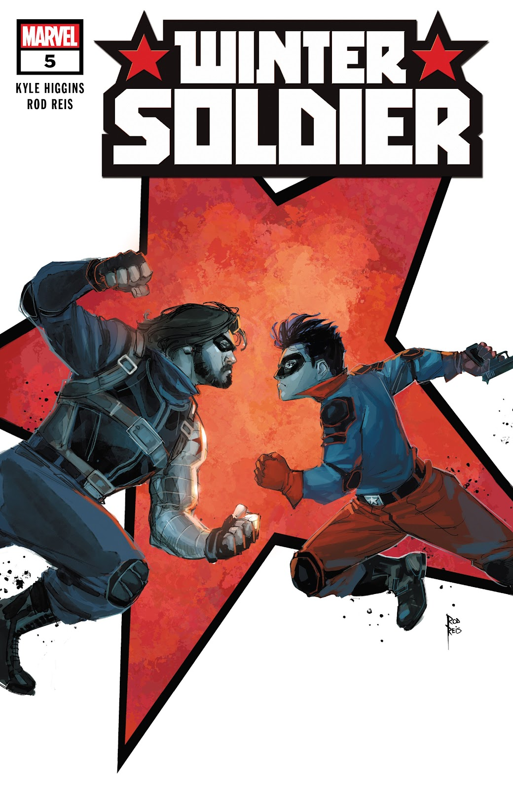 Read online Winter Soldier (2018) comic -  Issue #5 - 1