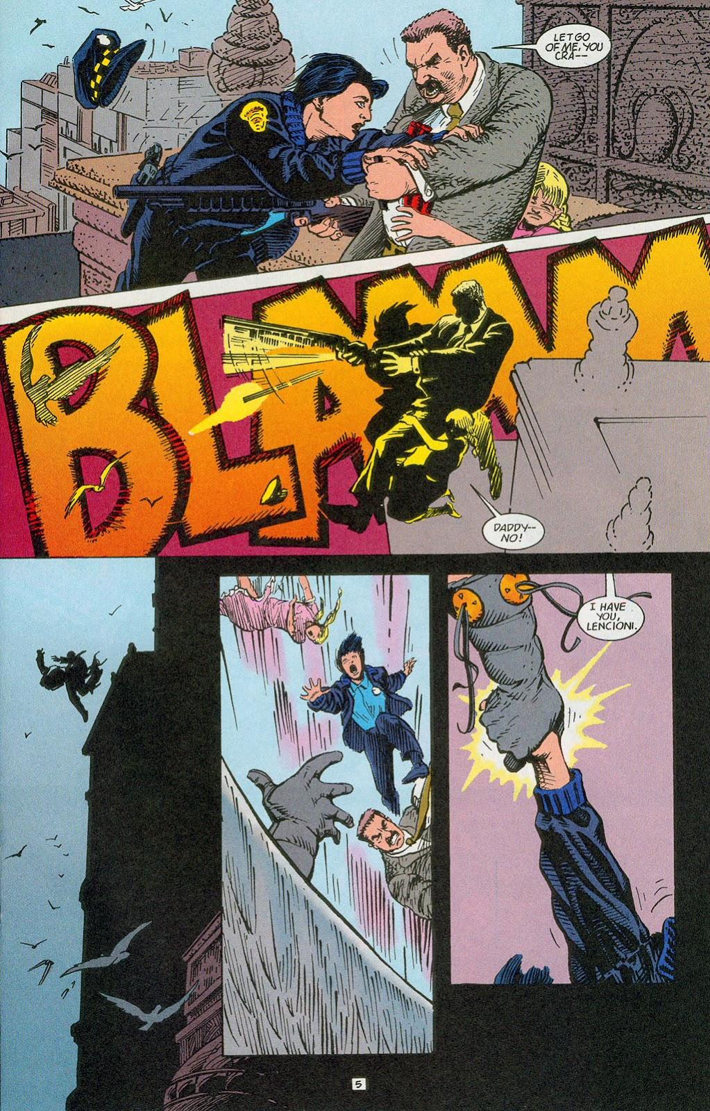 Hawkman (1993) Issue #24 #27 - English 7