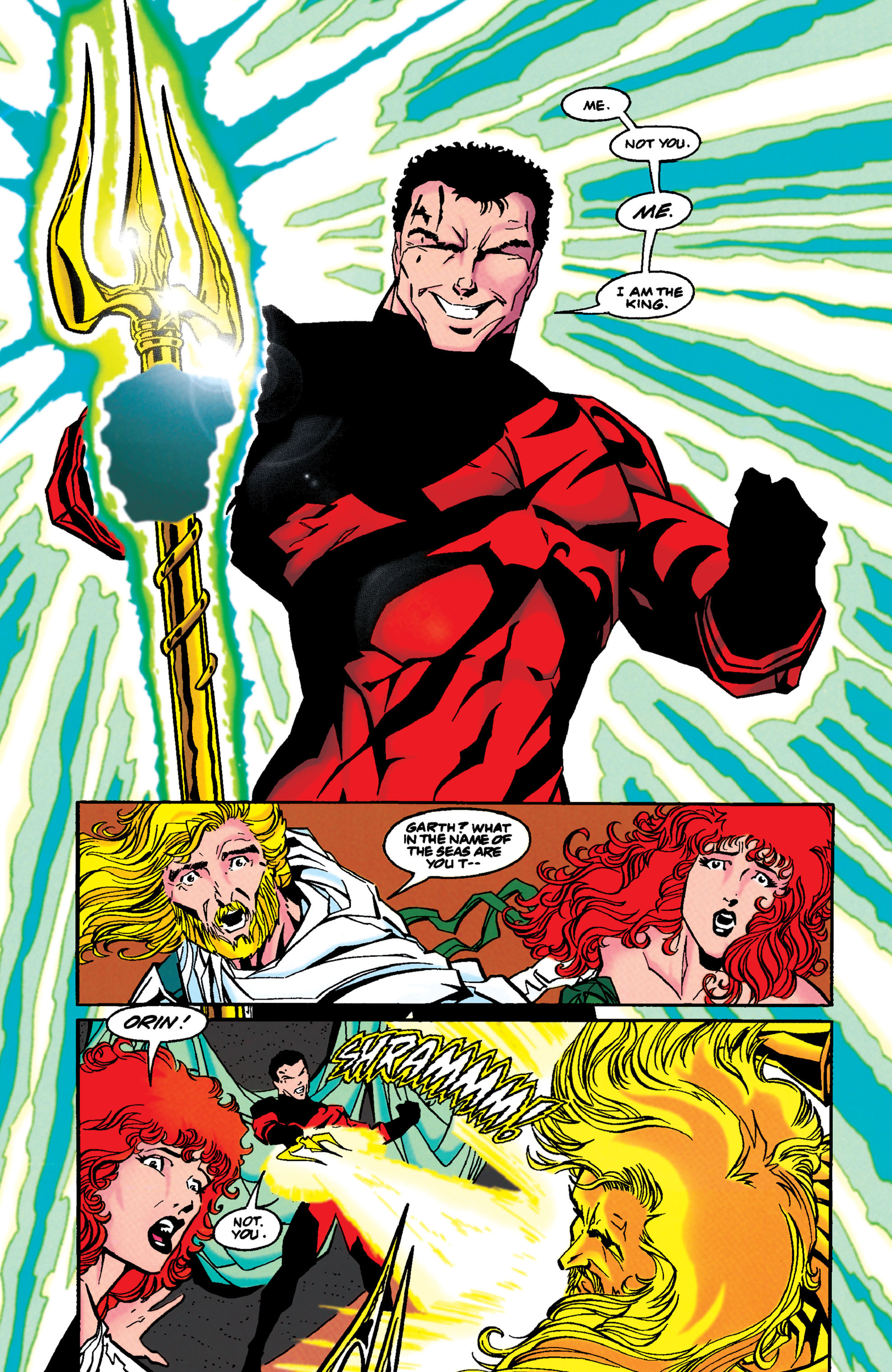Read online Aquaman (1994) comic -  Issue #49 - 14