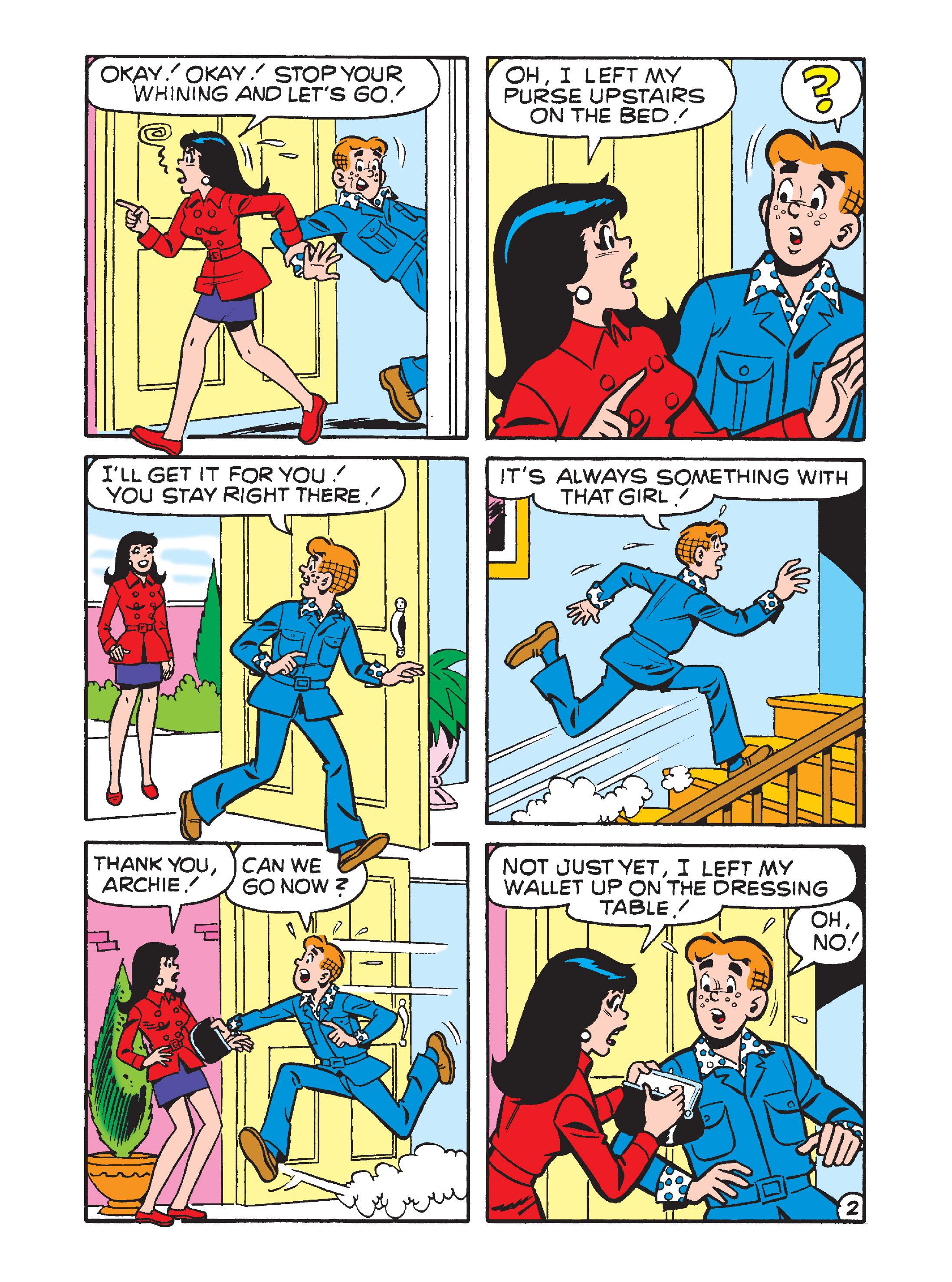 Read online Archie 1000 Page Comics Bonanza comic -  Issue #1 (Part 2) - 101