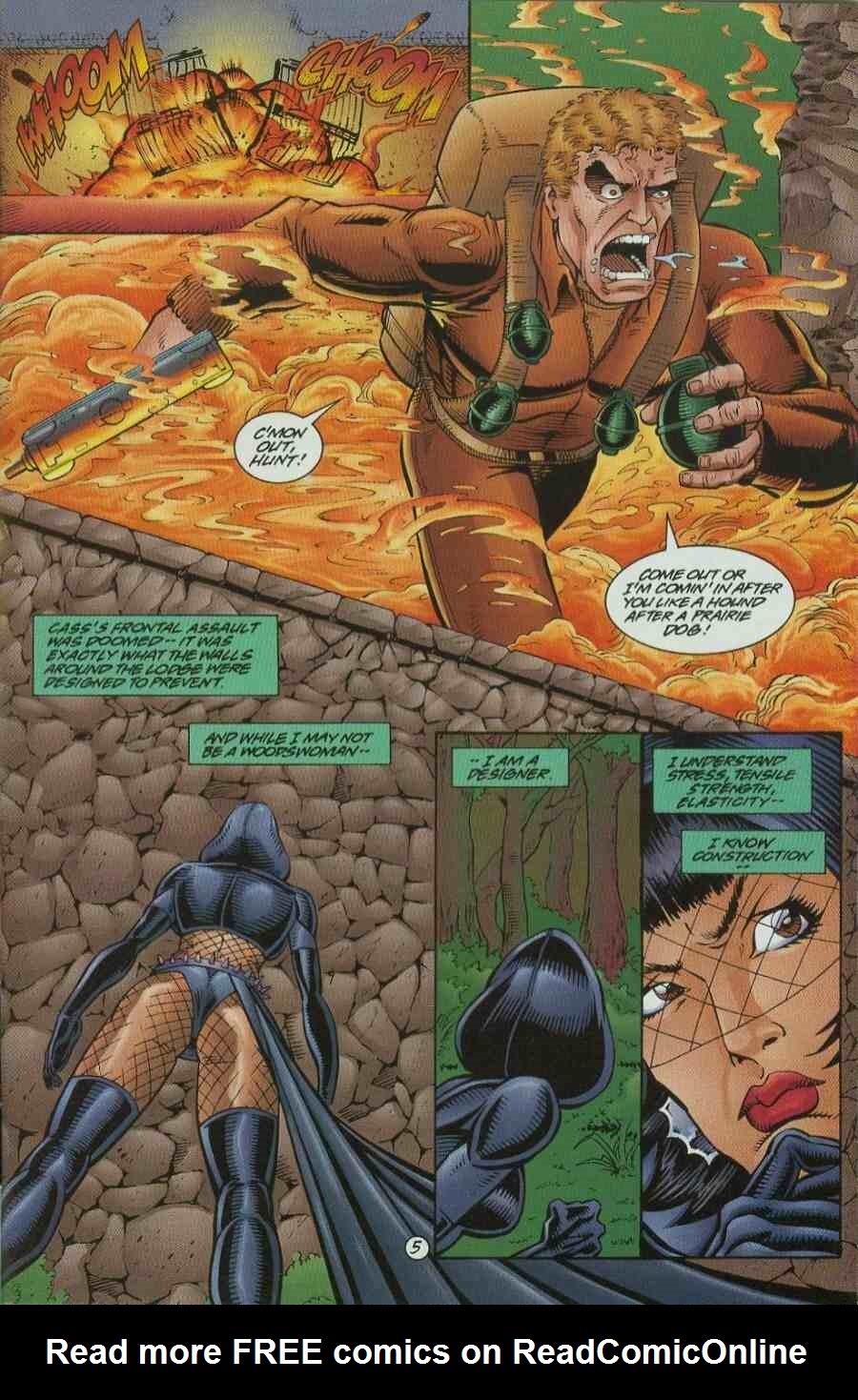 Read online Ultraverse Premiere comic -  Issue #6 - 17