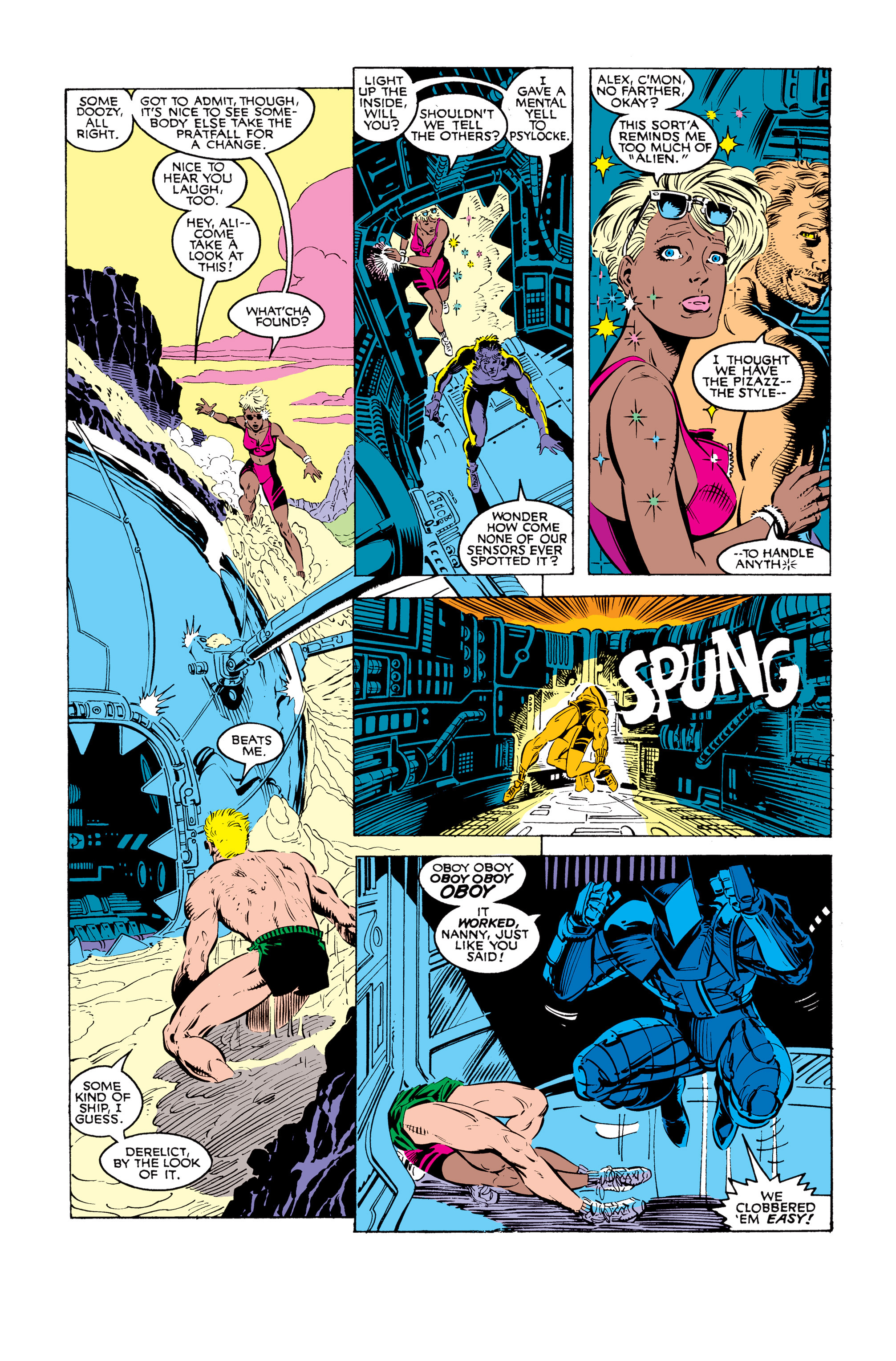 Read online Uncanny X-Men (1963) comic -  Issue #248 - 13