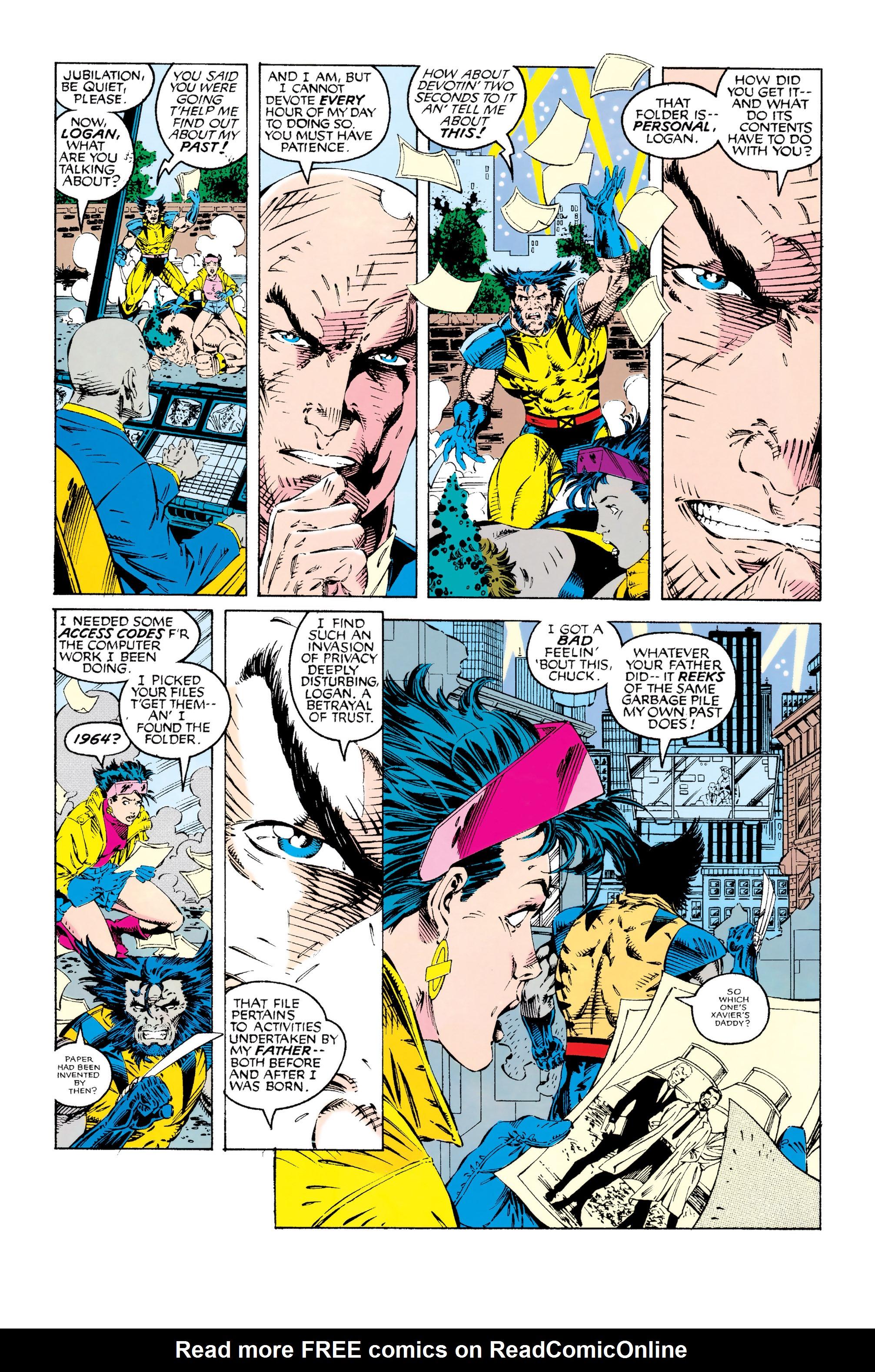 X-Men (1991) 12 Page 9