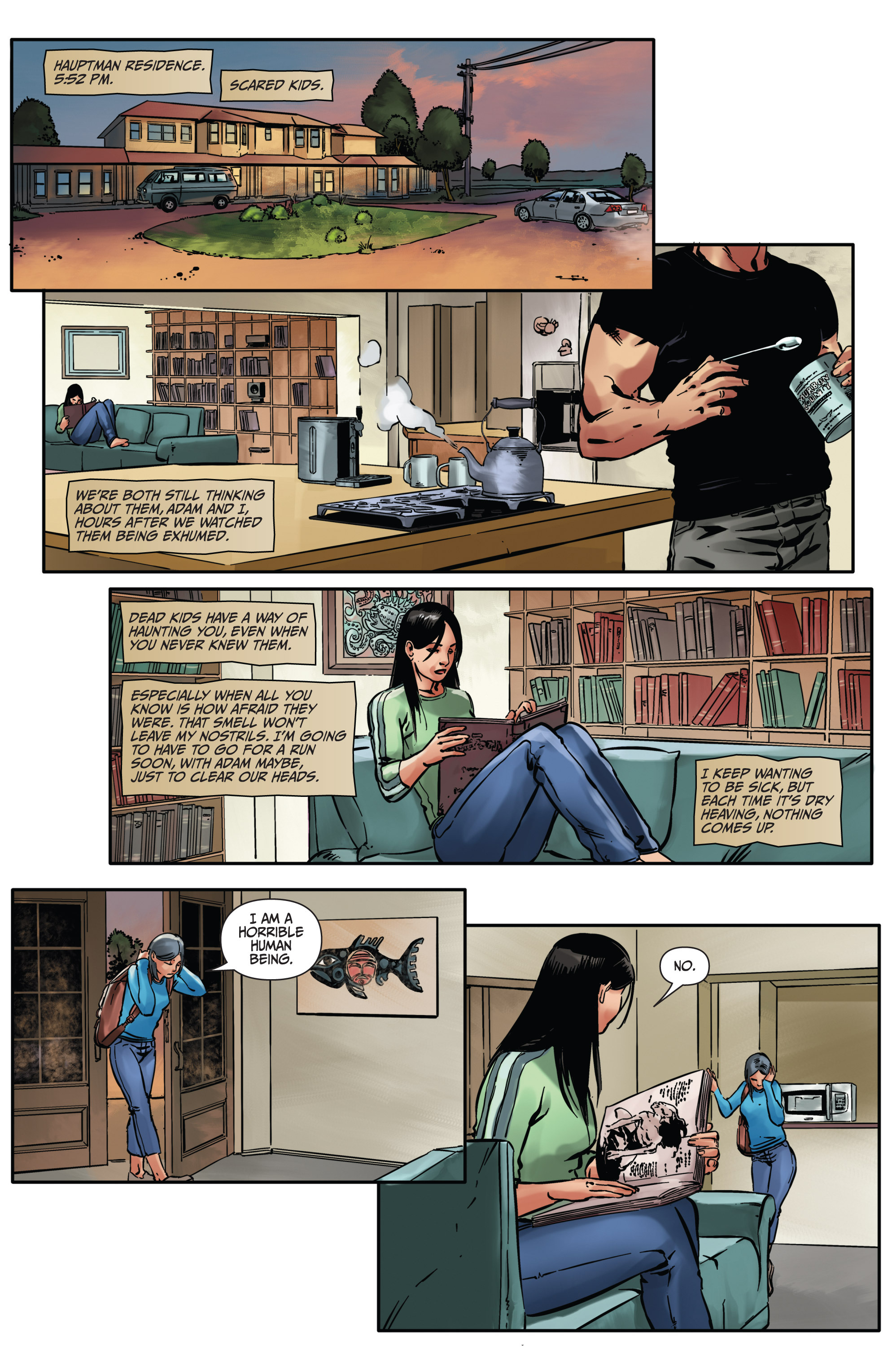 Read online Mercy Thompson comic -  Issue #4 - 11