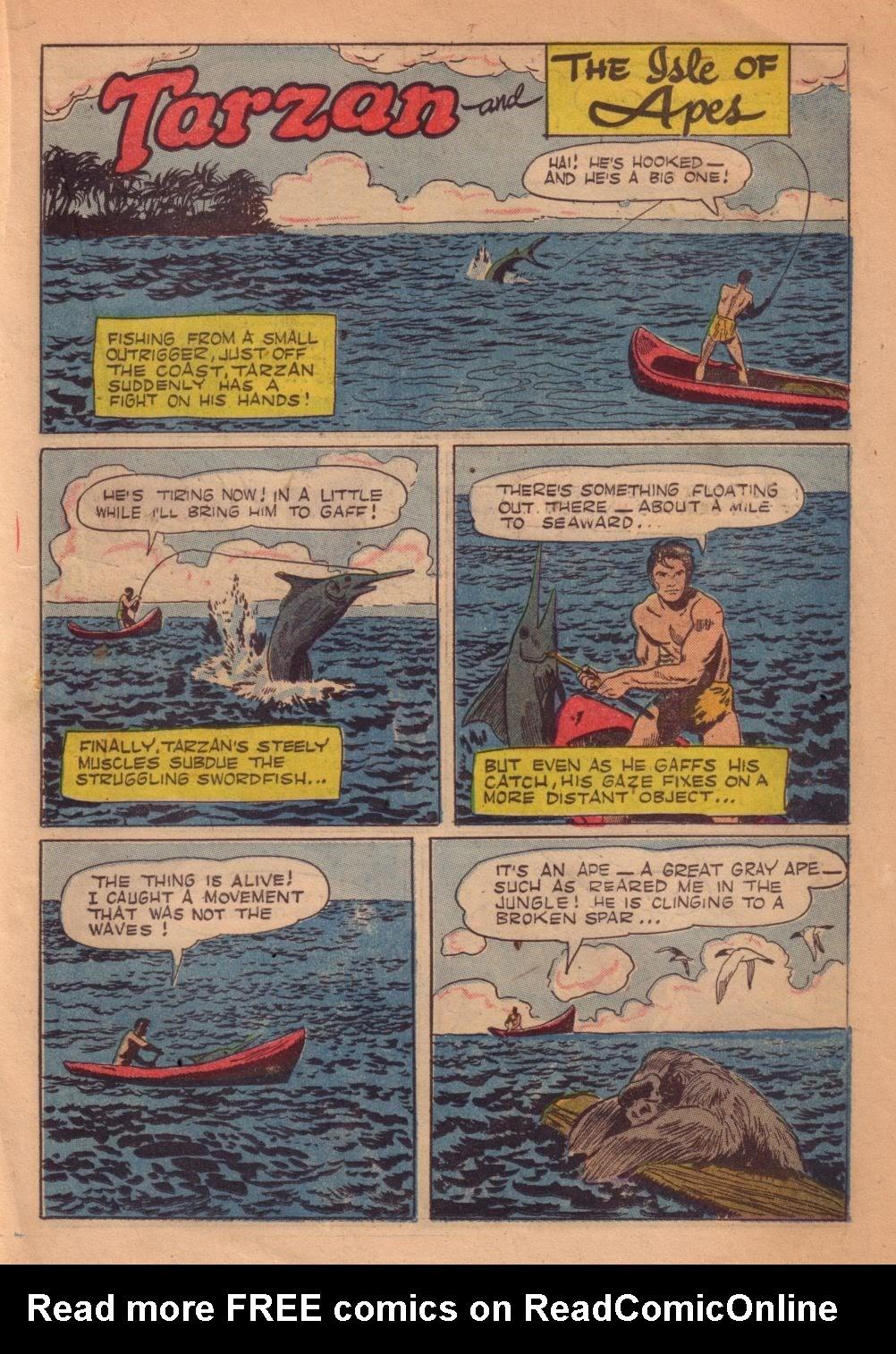 Tarzan (1948) issue 55 - Page 27