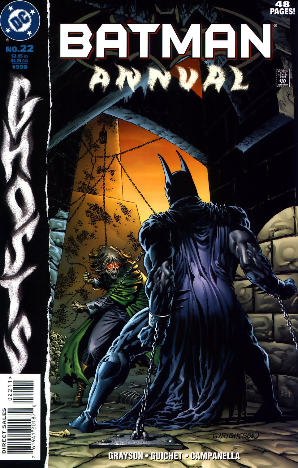 Batman (1940) _Annual_22 Page 1
