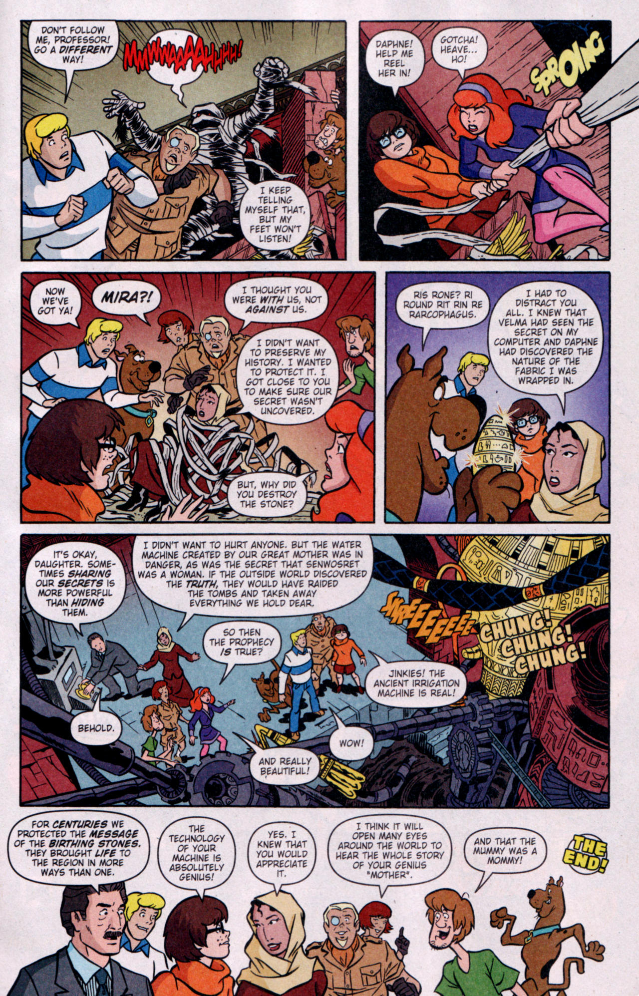 Read online Scooby-Doo (1997) comic -  Issue #119 - 9