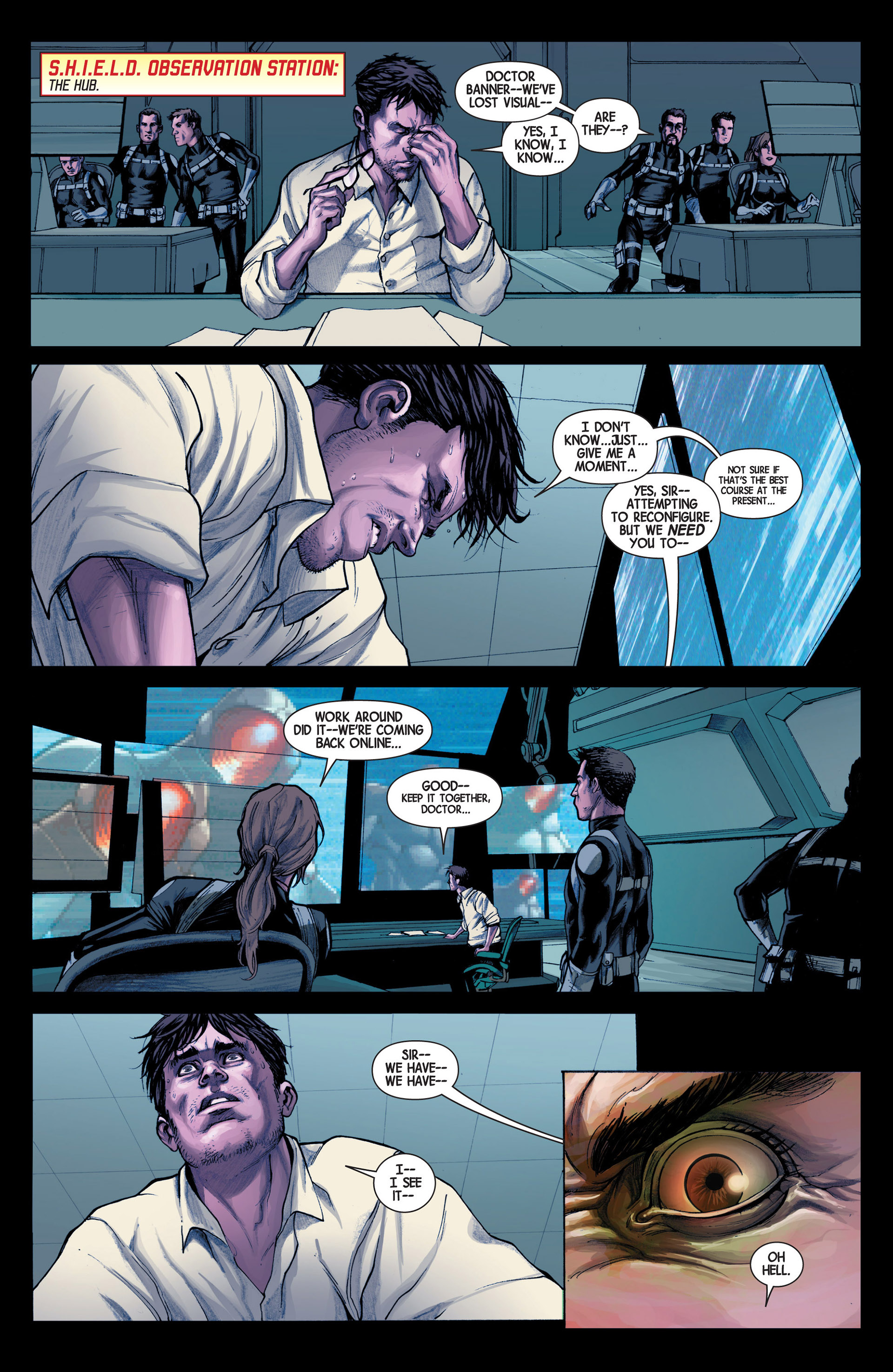 Read online Avengers (2013) comic -  Issue #16 - 11