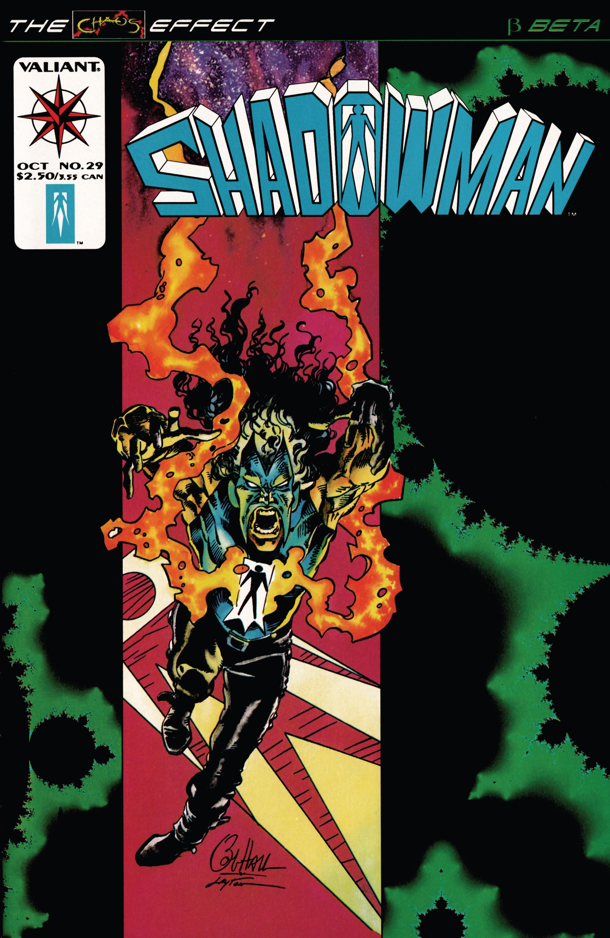 Read online Shadowman (1992) comic -  Issue #29 - 1