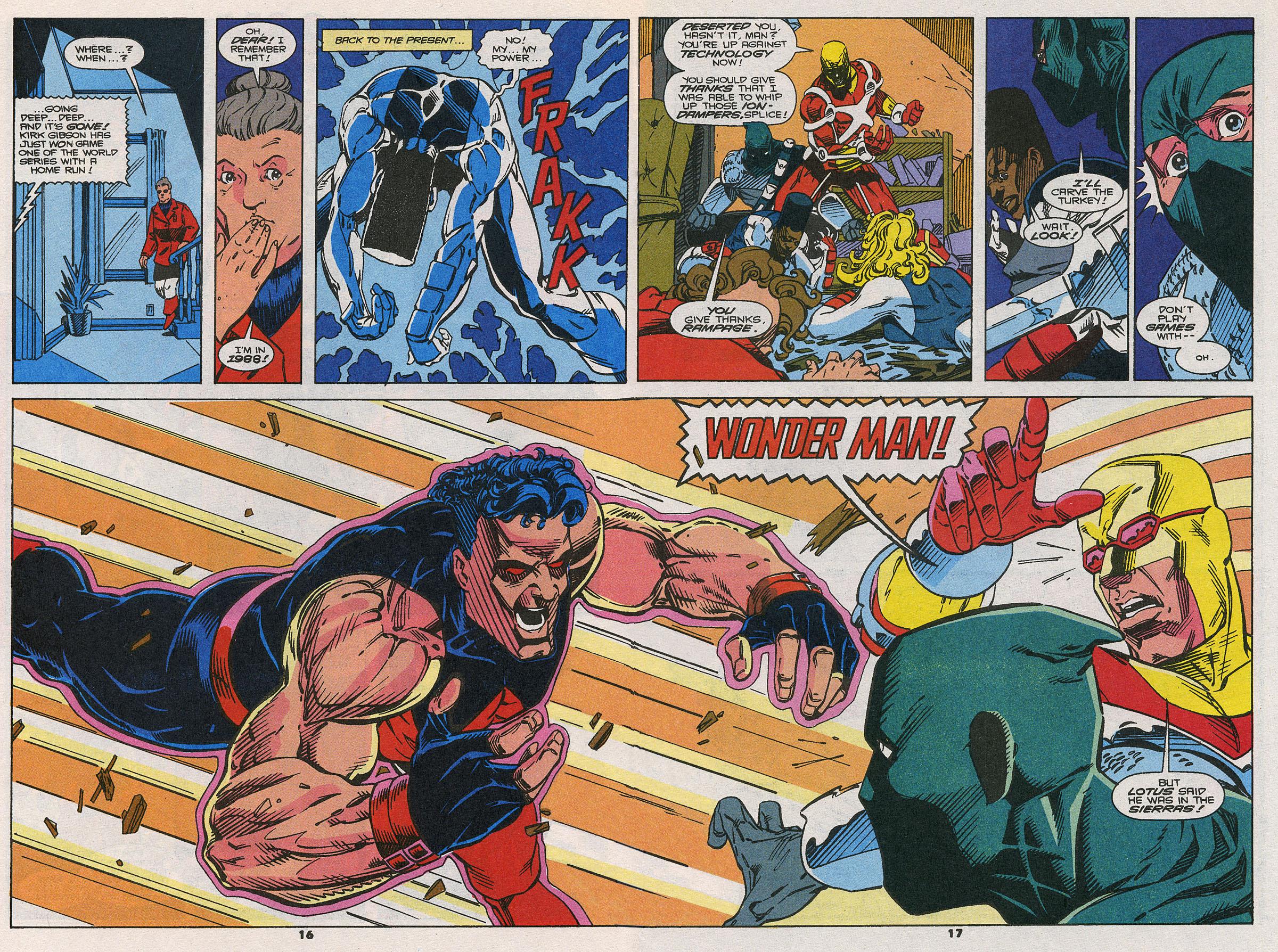 Read online Wonder Man (1991) comic -  Issue #20 - 14