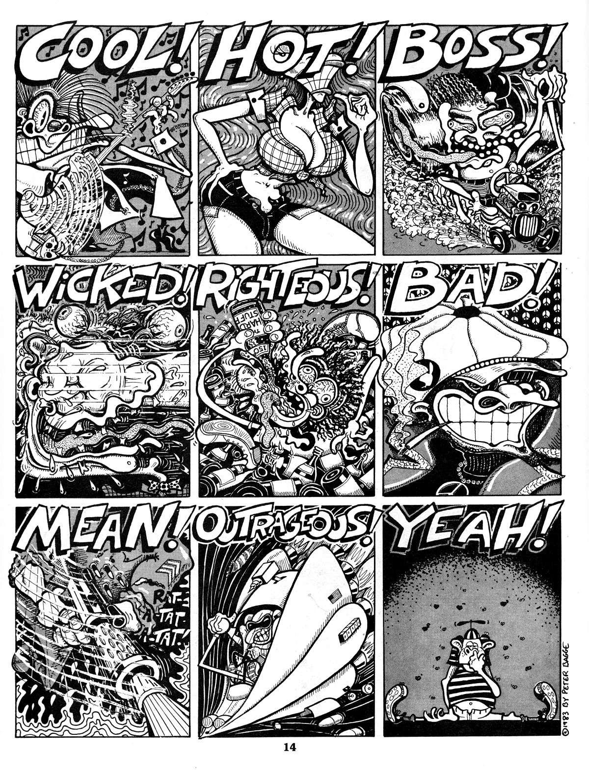 Read online Neat Stuff comic -  Issue #8 - 16