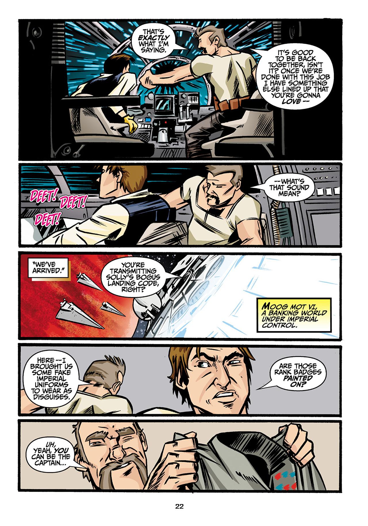 Read online Star Wars Omnibus comic -  Issue # Vol. 33 - 24