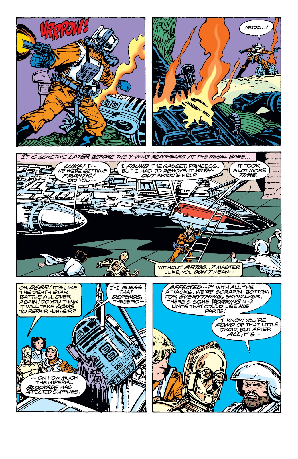 Read online Star Wars Legends: The Original Marvel Years - Epic Collection comic -  Issue # TPB 2 (Part 1) - 49