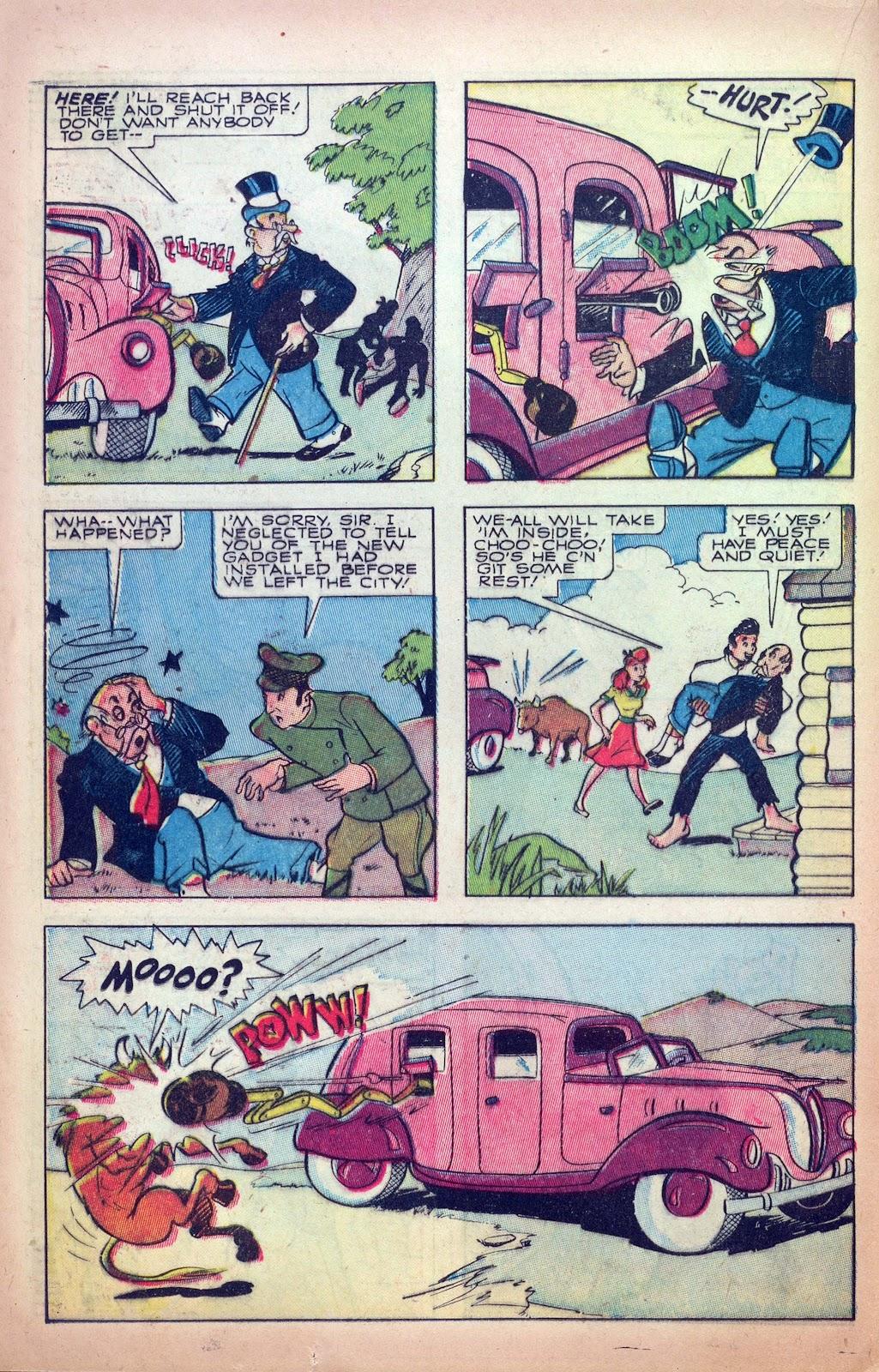 Read online Joker Comics comic -  Issue #21 - 24