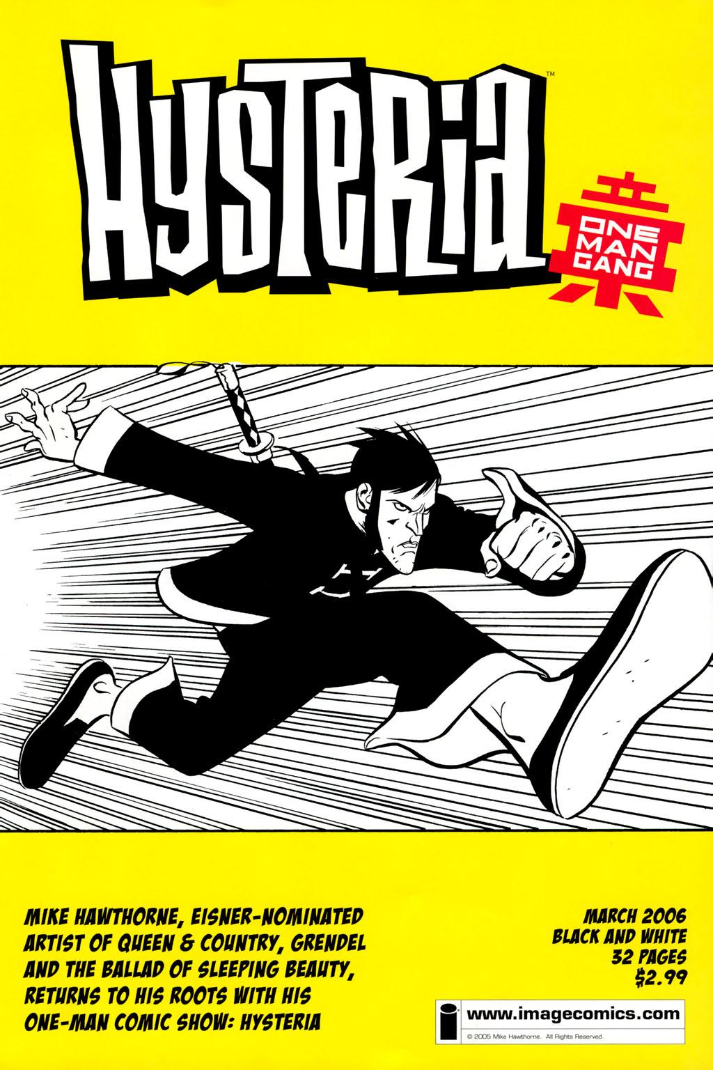 Read online Strange Girl comic -  Issue #6 - 28