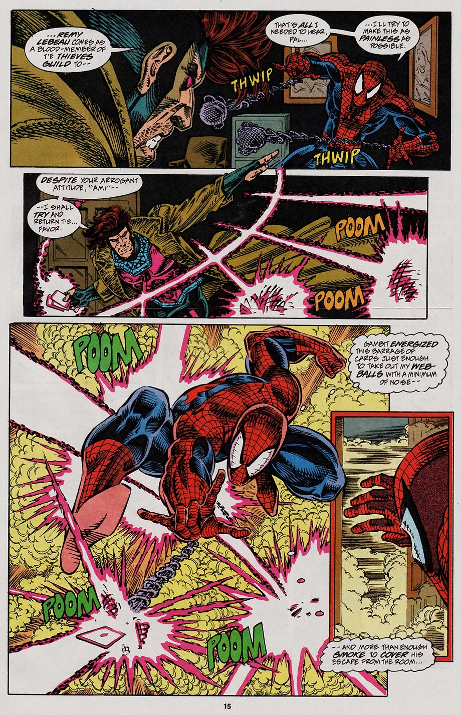 Web of Spider-Man (1985) Issue #113 #123 - English 12