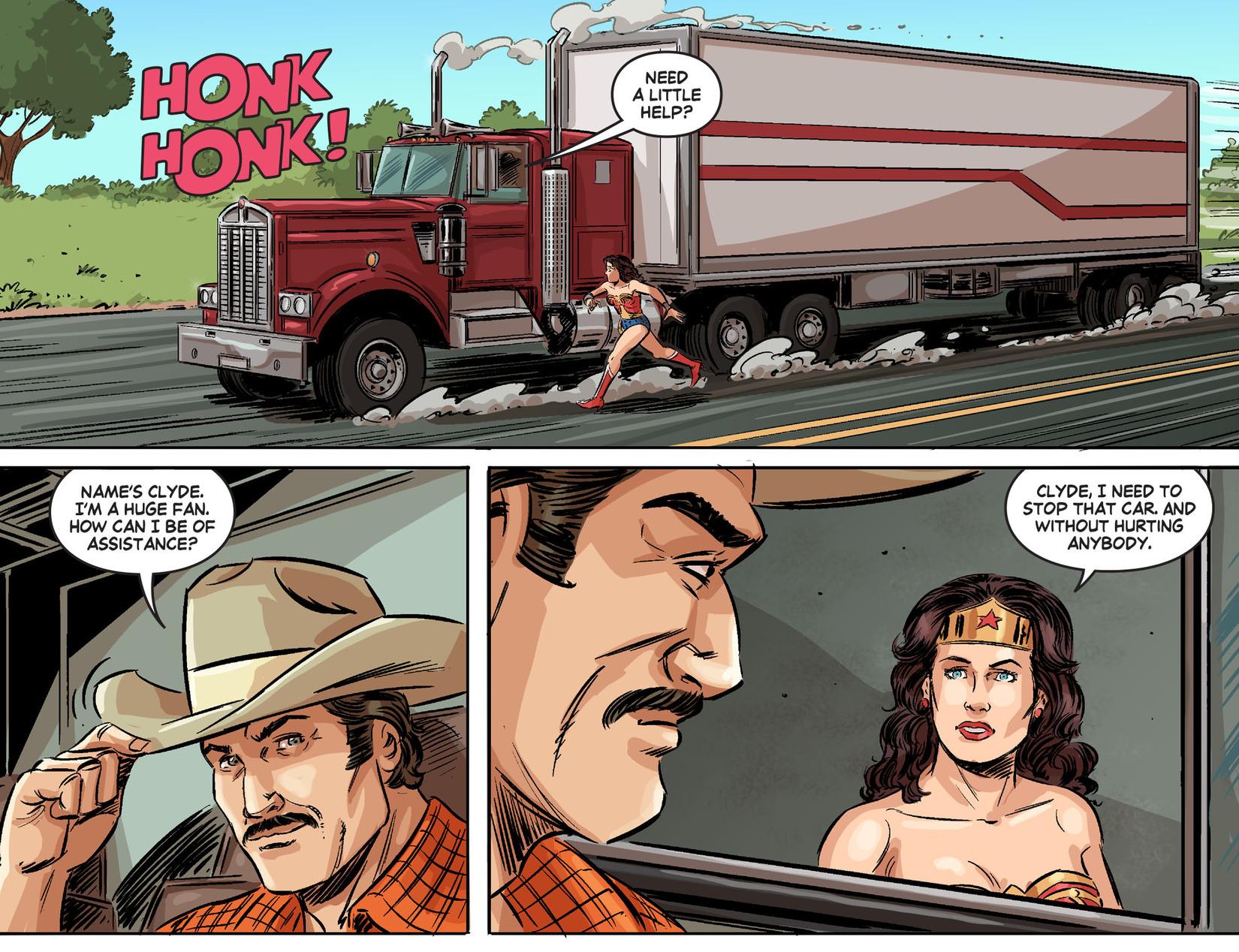 Read online Wonder Woman '77 [I] comic -  Issue #24 - 7