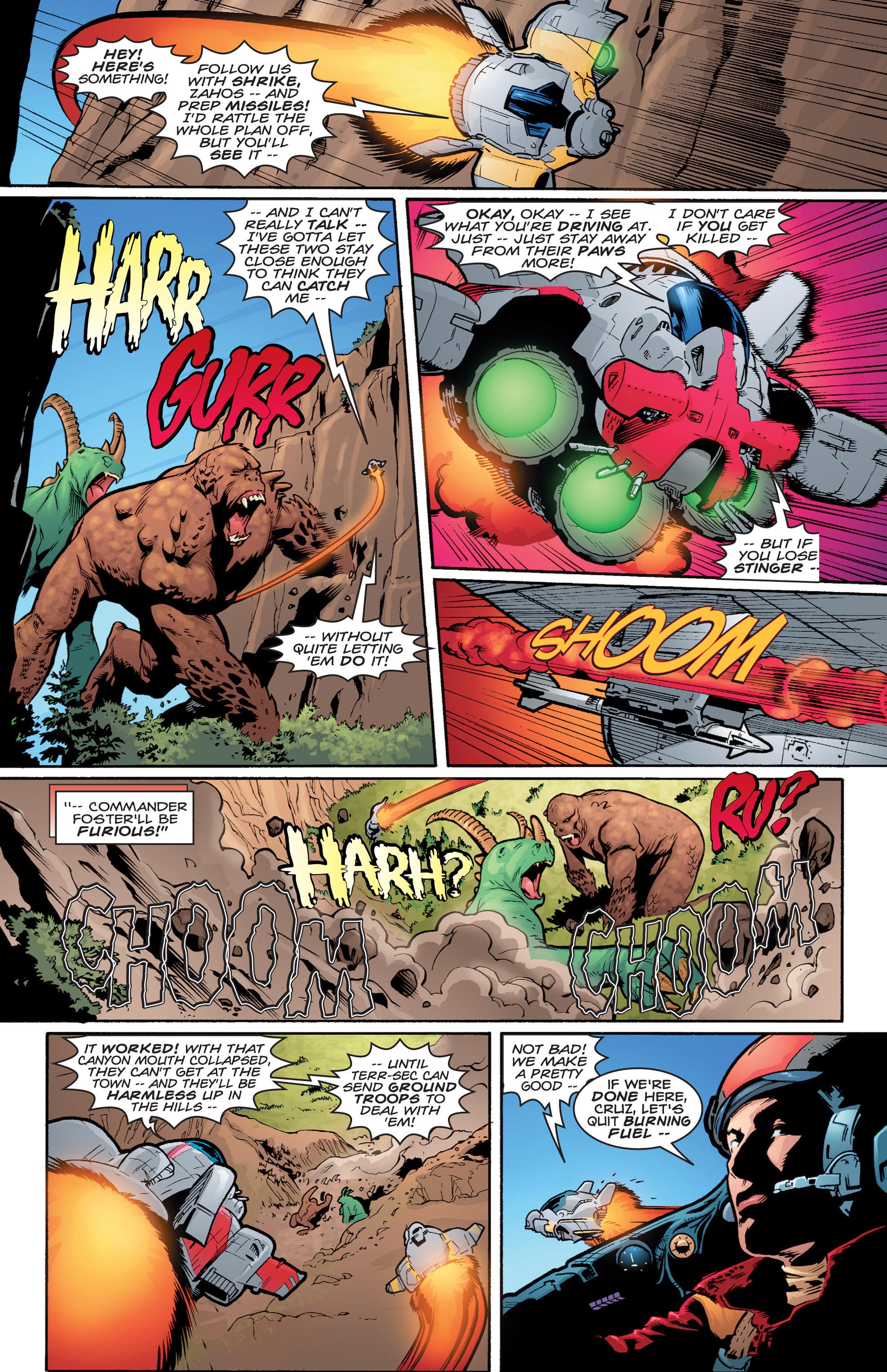 Read online Shockrockets comic -  Issue # TPB - 61