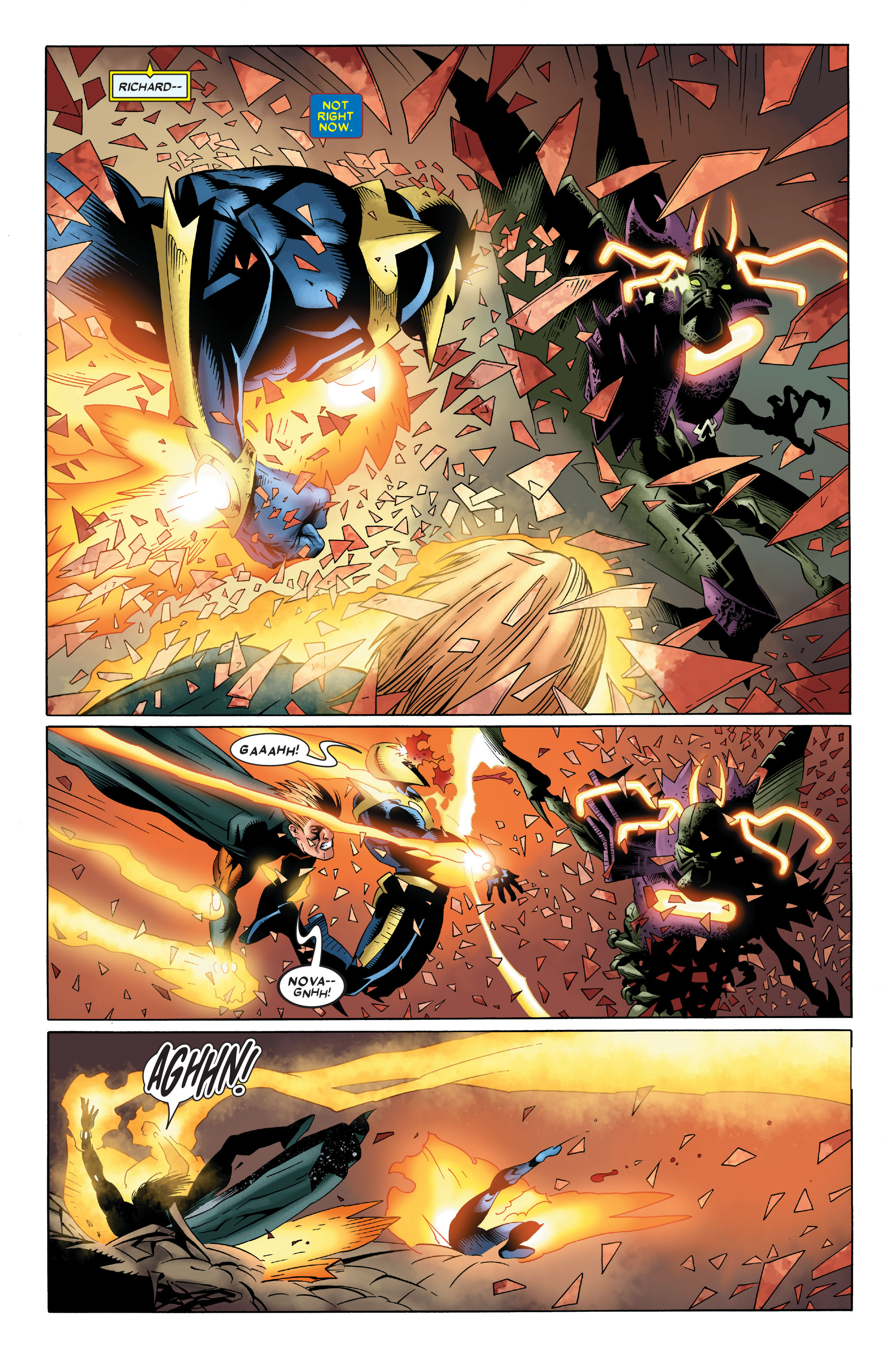 Read online Annihilation: Nova comic -  Issue #4 - 17