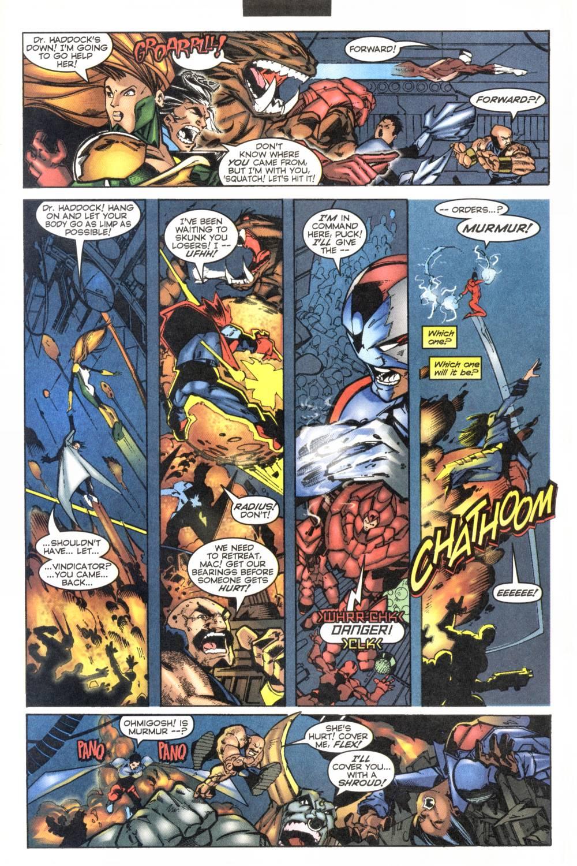 Read online Alpha Flight (1997) comic -  Issue #12 - 5